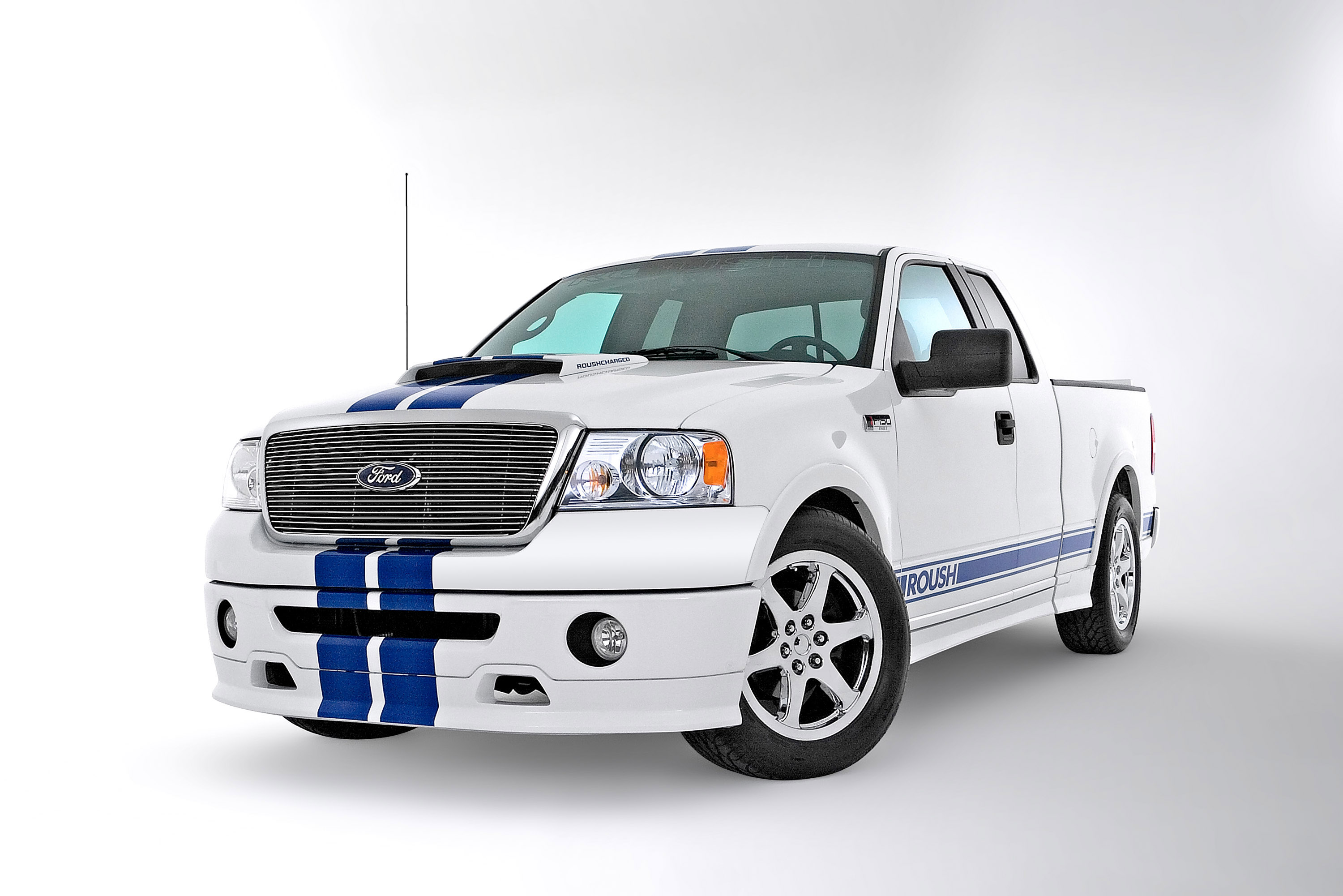 ford f 150 roush good new ford f roush with ford f 150. Black Bedroom Furniture Sets. Home Design Ideas