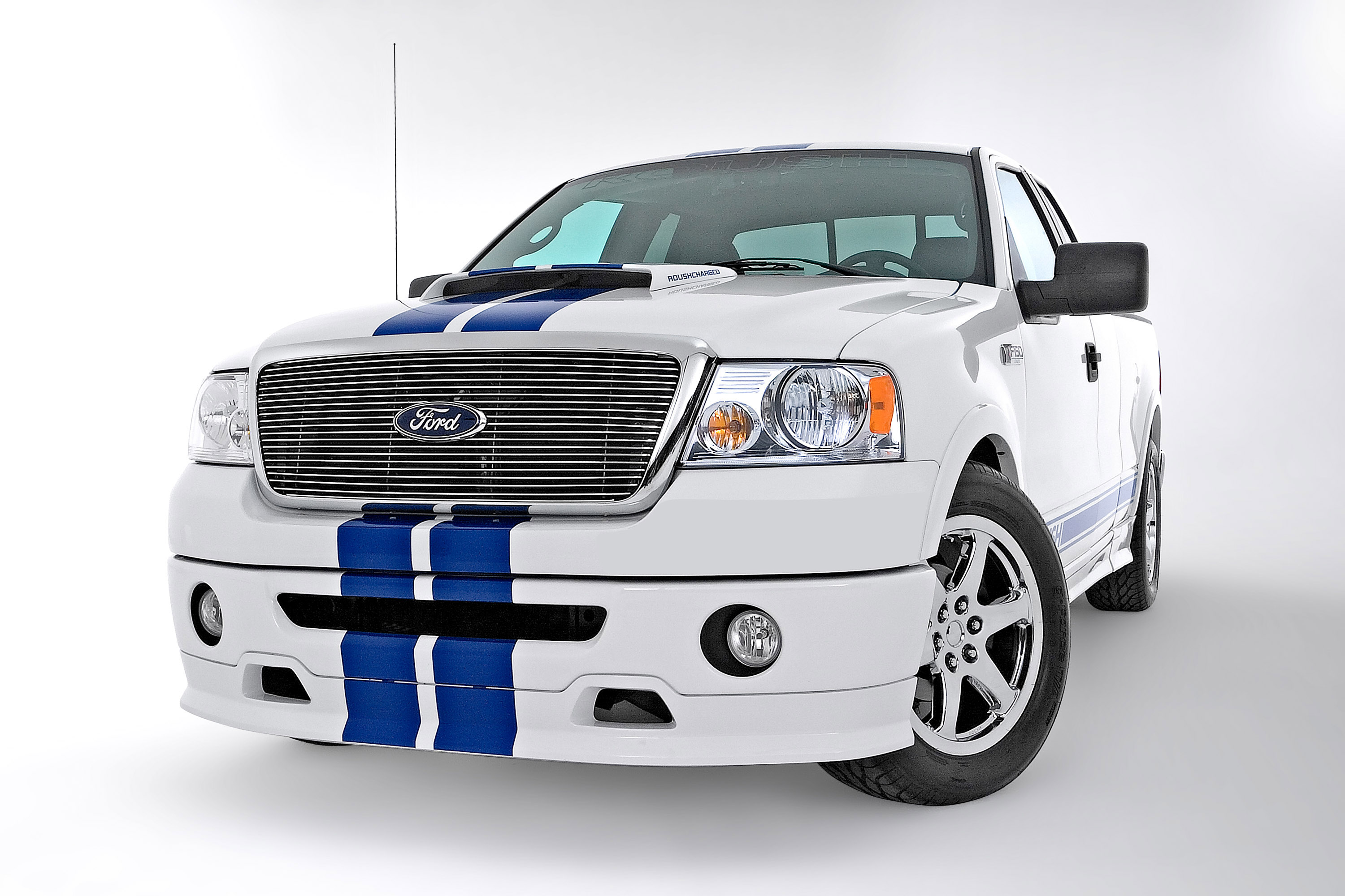 2007 roush stage 3 ford f 150 review 2013 car reviews auto. Black Bedroom Furniture Sets. Home Design Ideas