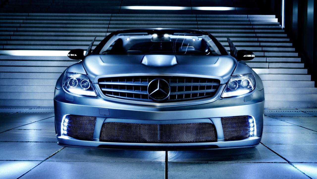 Famous Parts Mercedes Benz Cl63 Amg Black Edition Wide Body