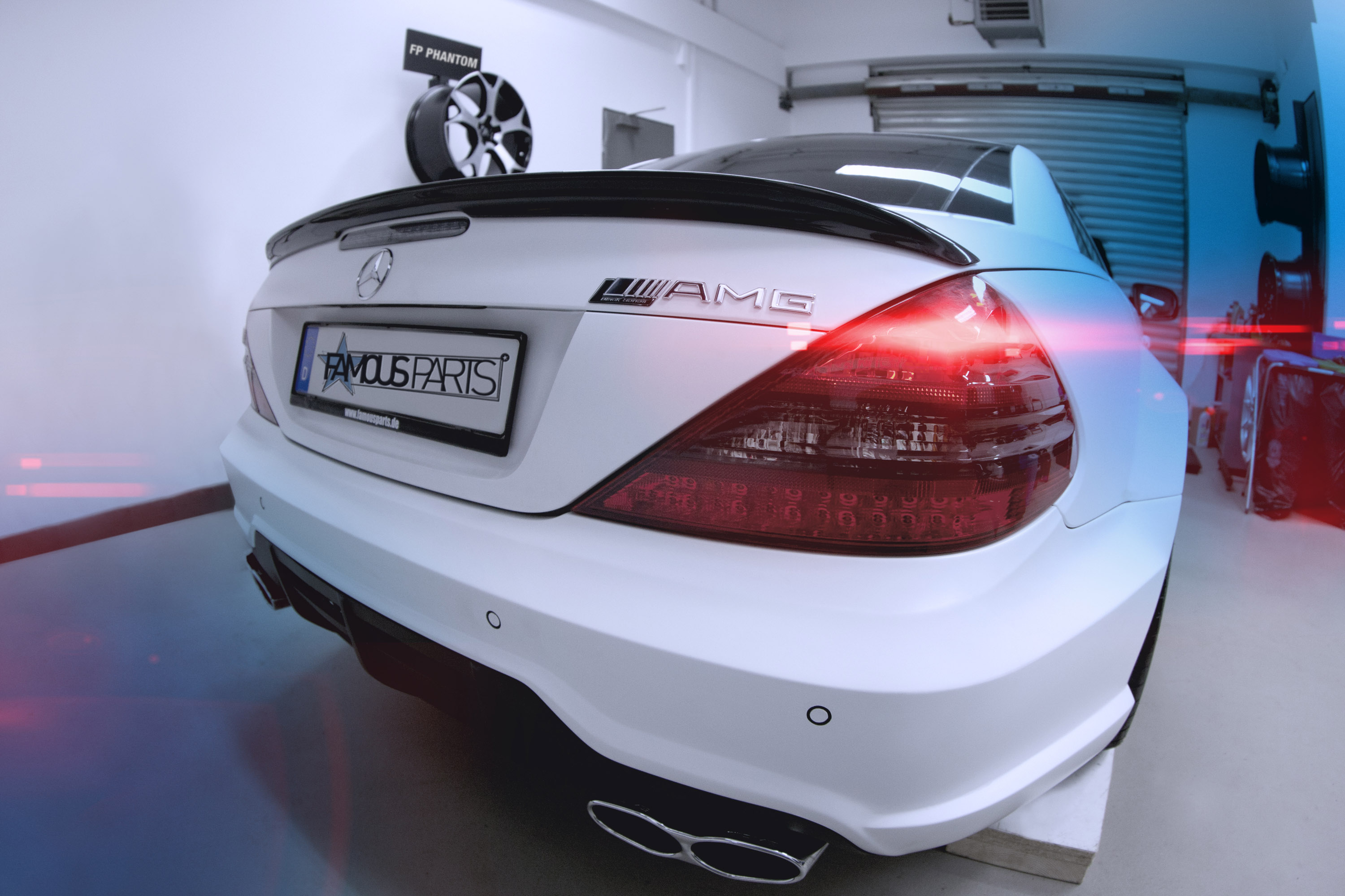 famous parts adss more distinctiveness to mercedes