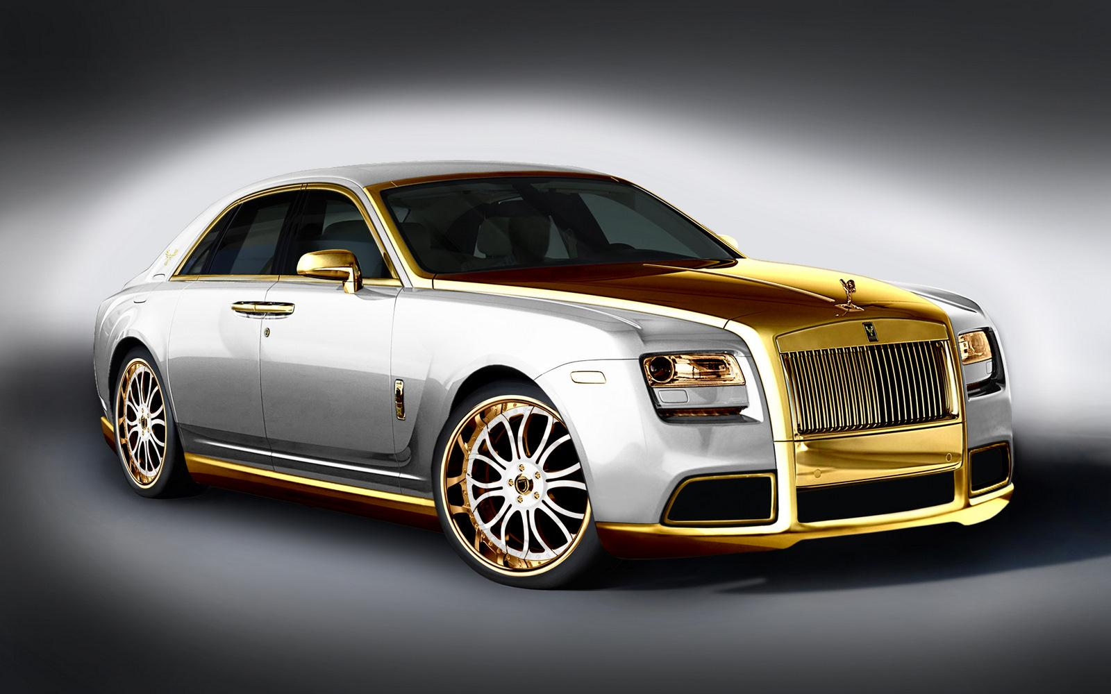 Fenice Milano Rolls Royce Ghost Picture 43556