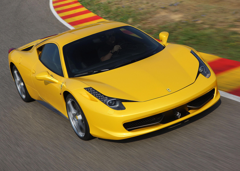 ... Ferrari 458 Italia, ...