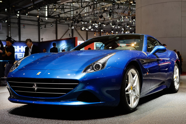 Ferrari California T Geneva 2014 Picture 98836