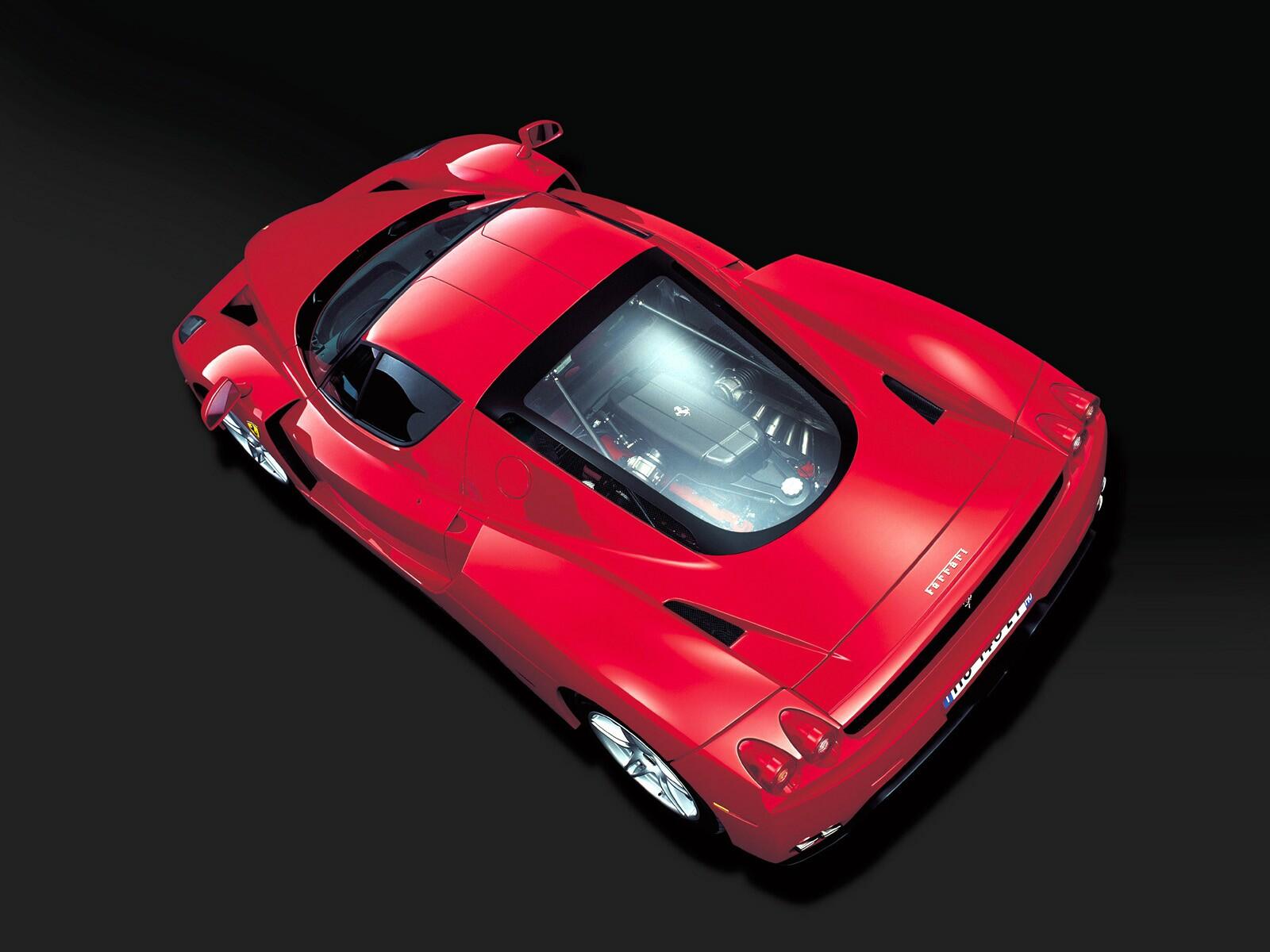 Ferrari Enzo , Picture 4540
