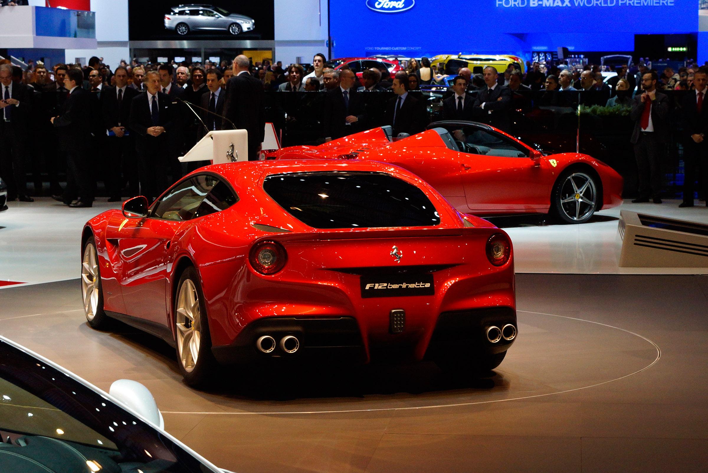 Ferrari F12berlinetta Official Hd Video