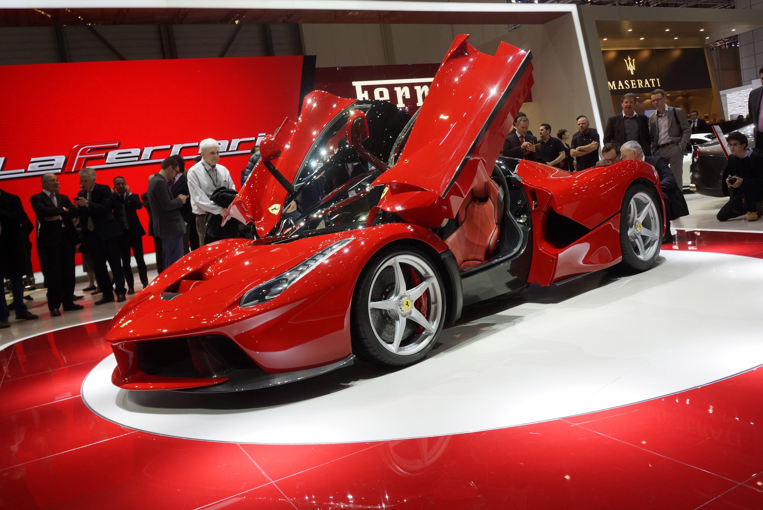 LaFerrari - Price $1,700,000