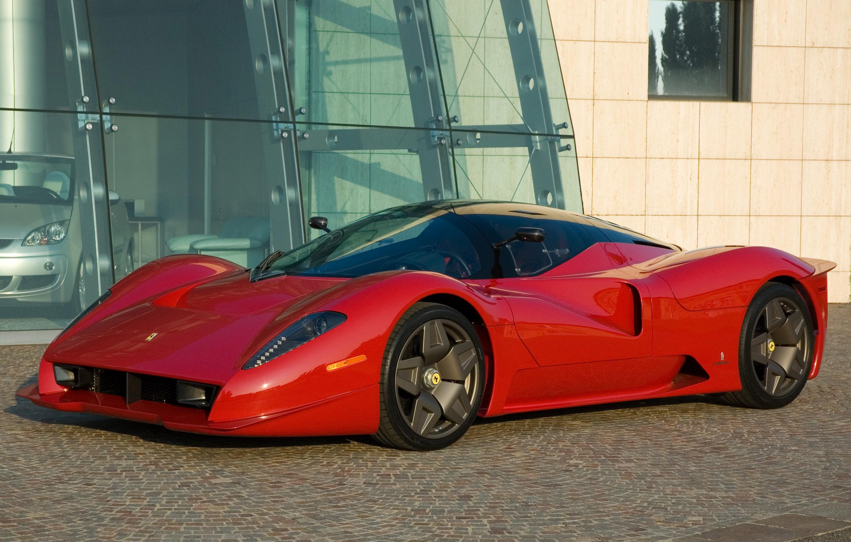 Ferrari P45 By Pininfarina Picture 17514