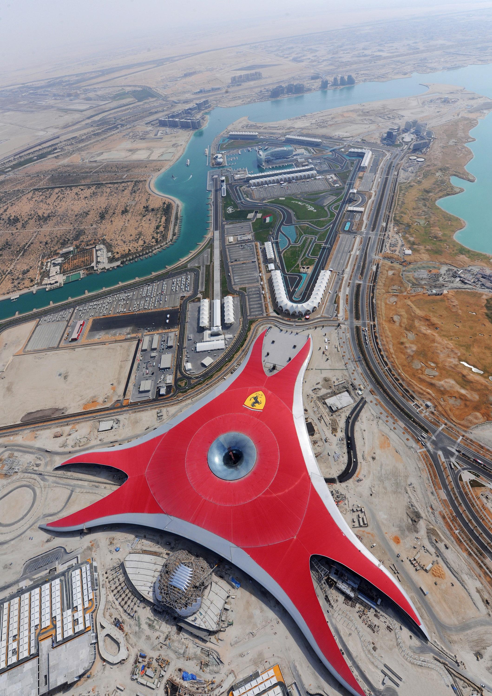 theme ferrari s indoor the thumbnail dubai skift opens park worlds largest world