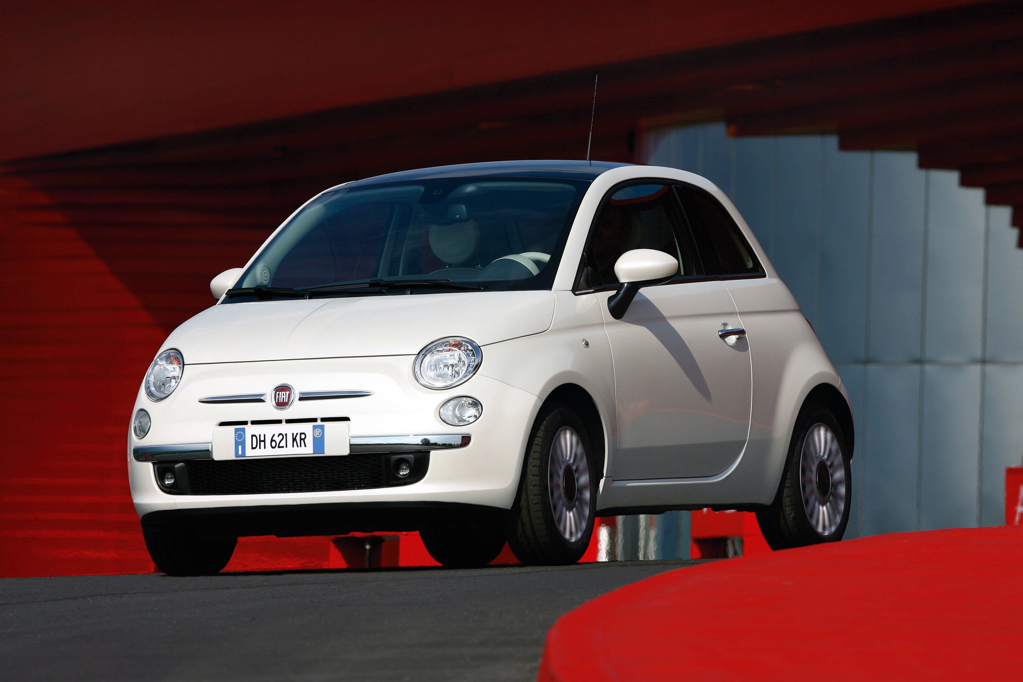 In Japan Fiat 500 Is The Best Compact Car