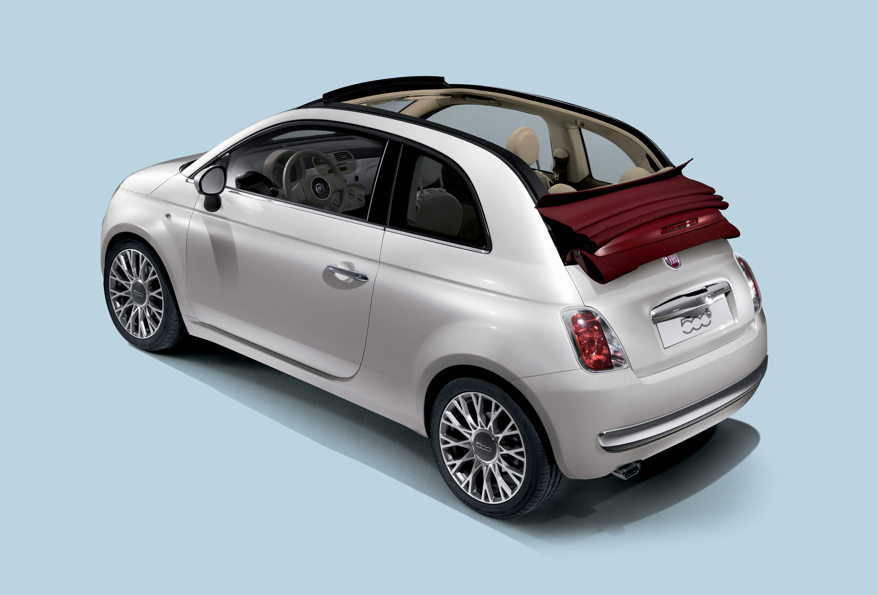 fiat 500c in the uk. Black Bedroom Furniture Sets. Home Design Ideas