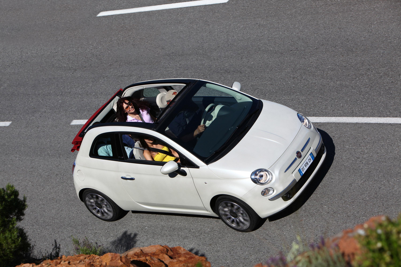 Fiat 500c In The Uk
