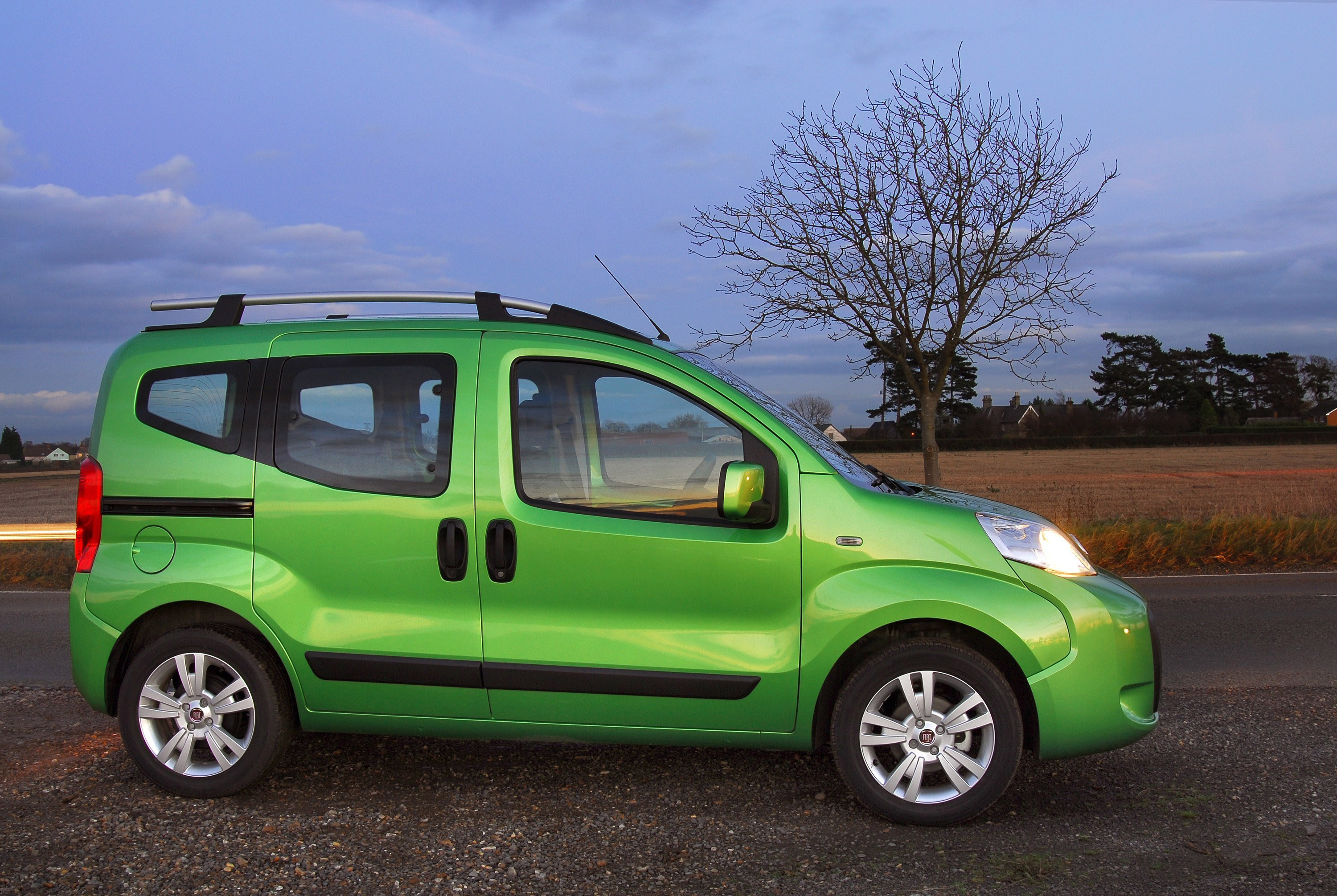 Fiat Qubo Stylish Family Motoring Made Simple