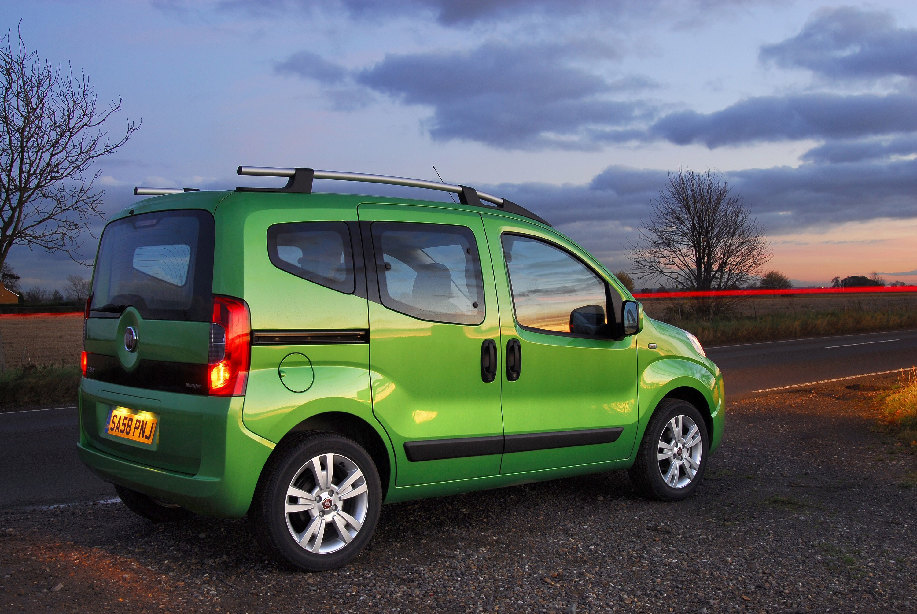 Fiat Qubo: Stylish Family Motoring