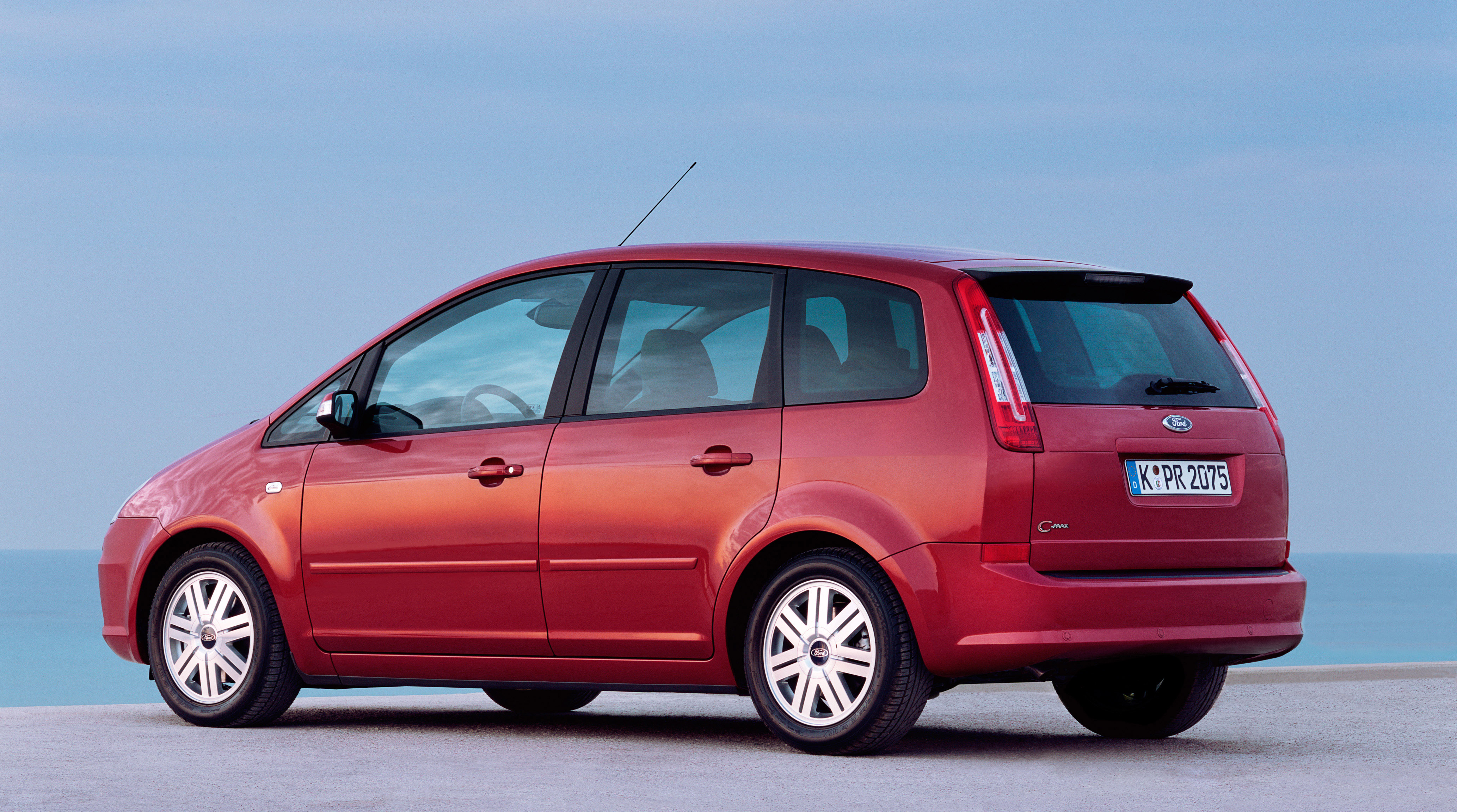 Ford C Max Review >> 2007 Ford C-Max