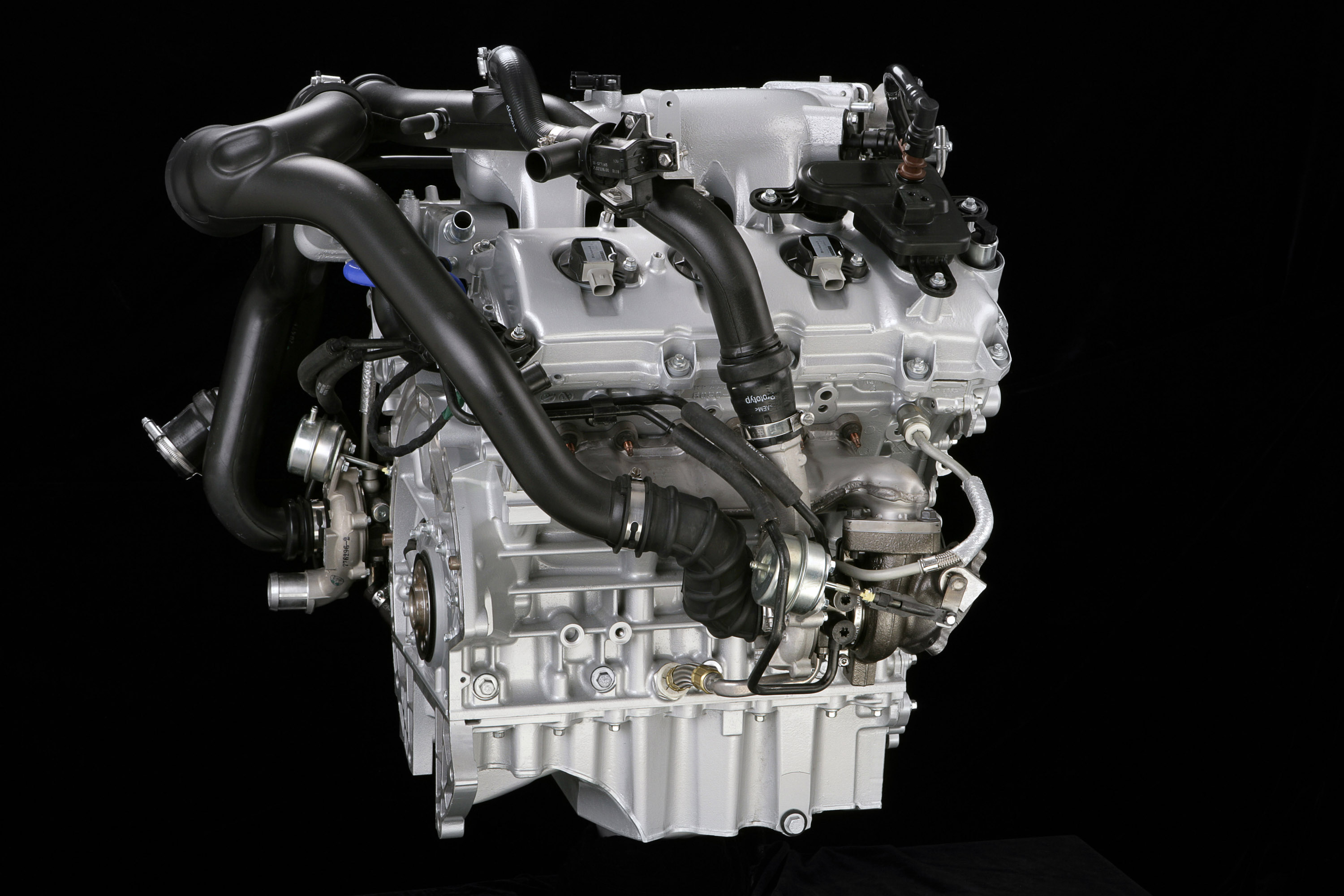 Red Hot Torture New Ecoboost Engine S Turbochargers Glow In
