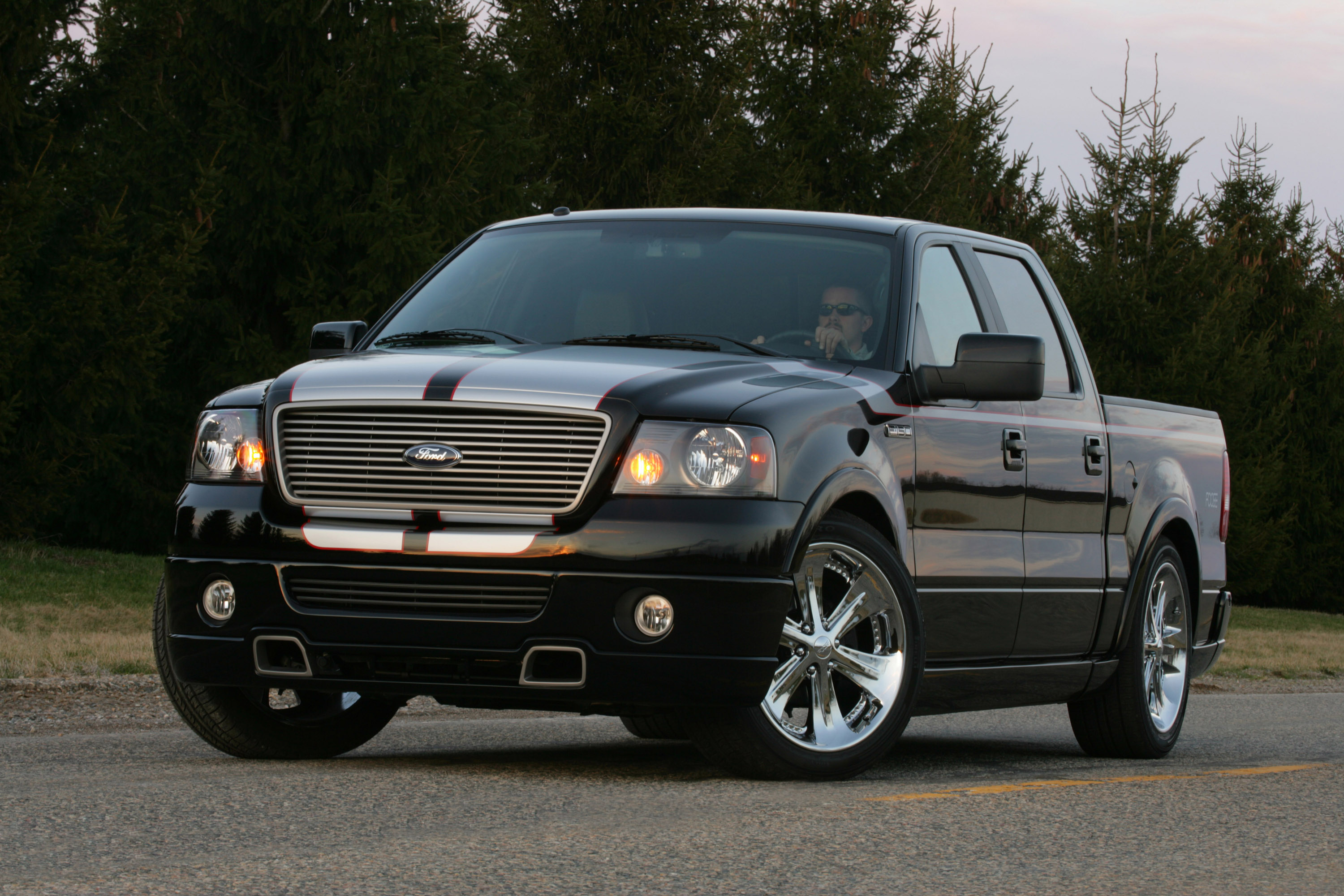Ford F 150 Foose 2004 Special Edition 2008 3 Of 4