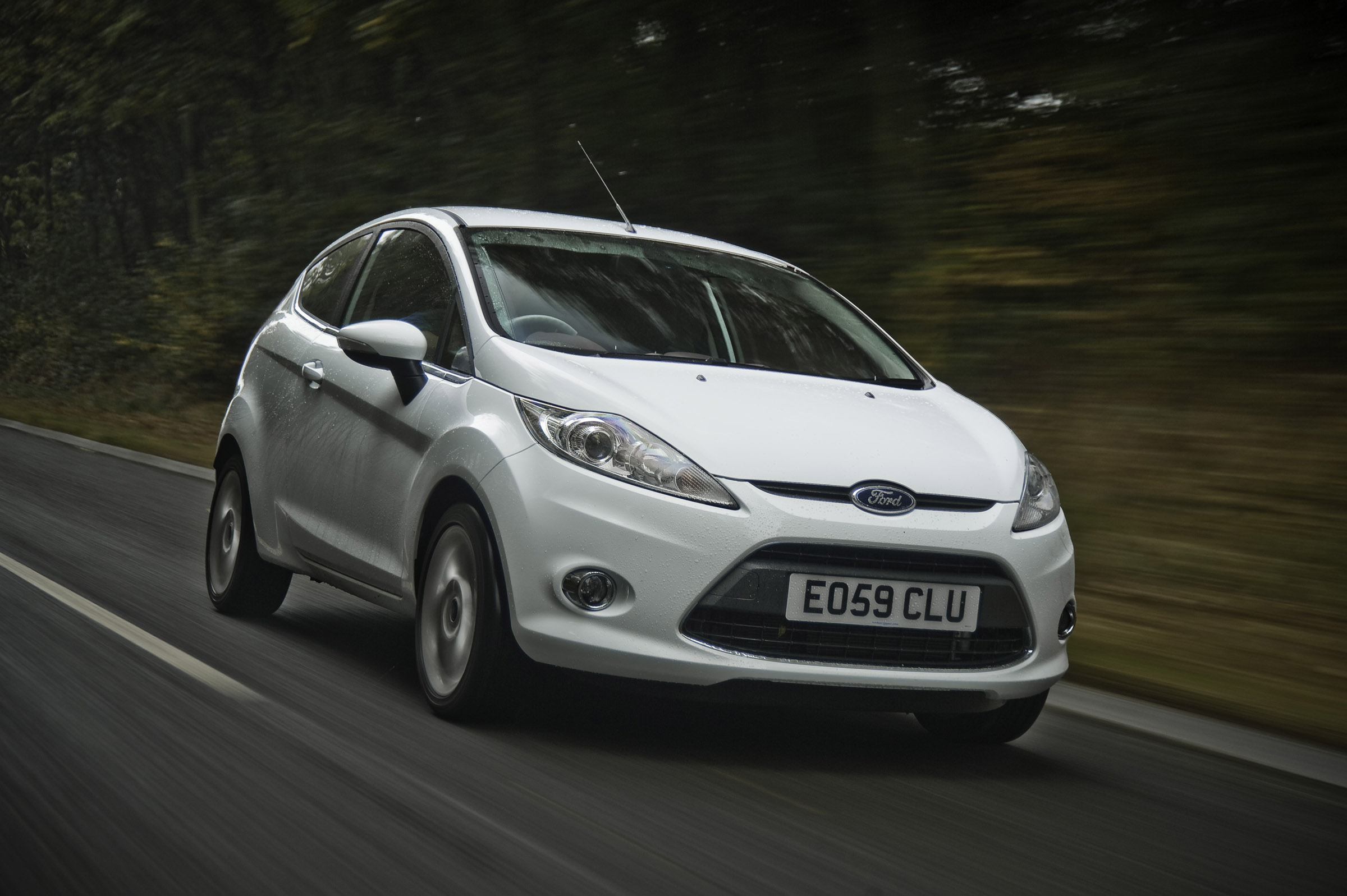Asean Reveal For The New Ford Fiesta