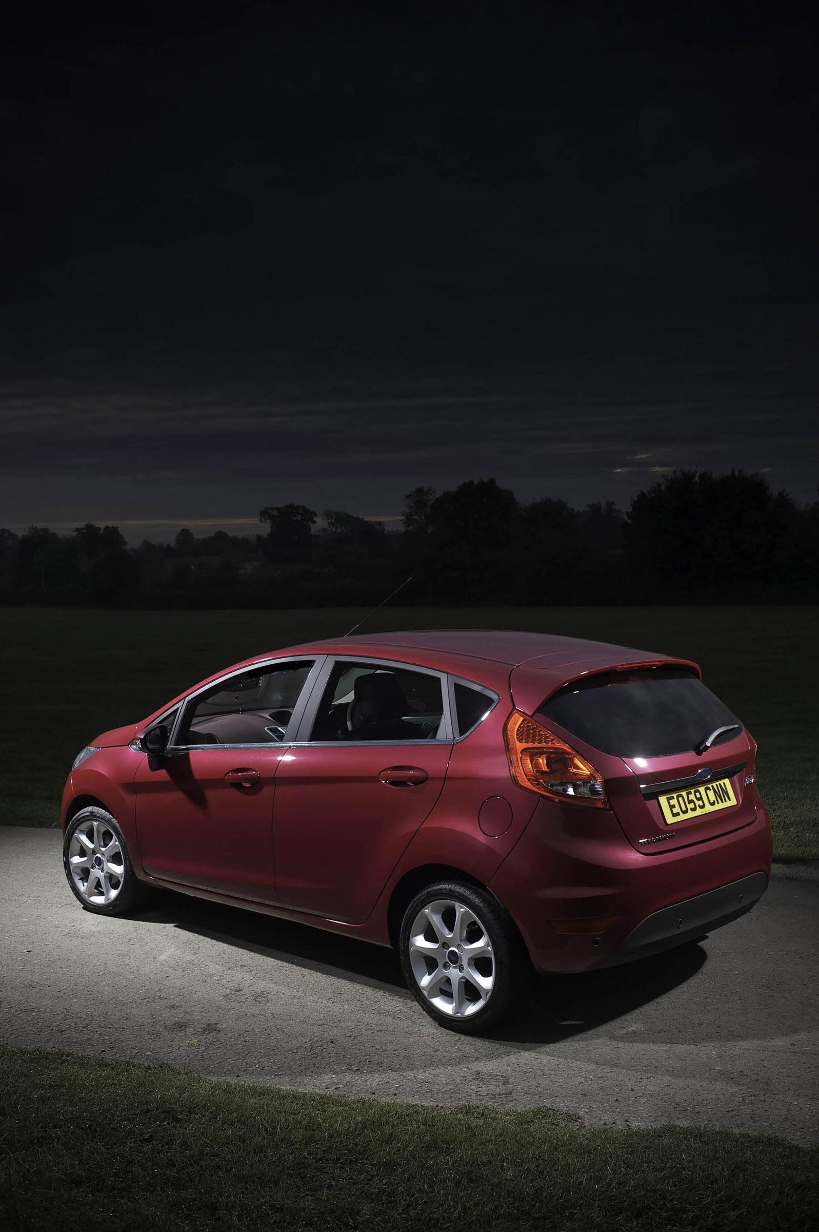 Ford Fiesta Titanium Individual
