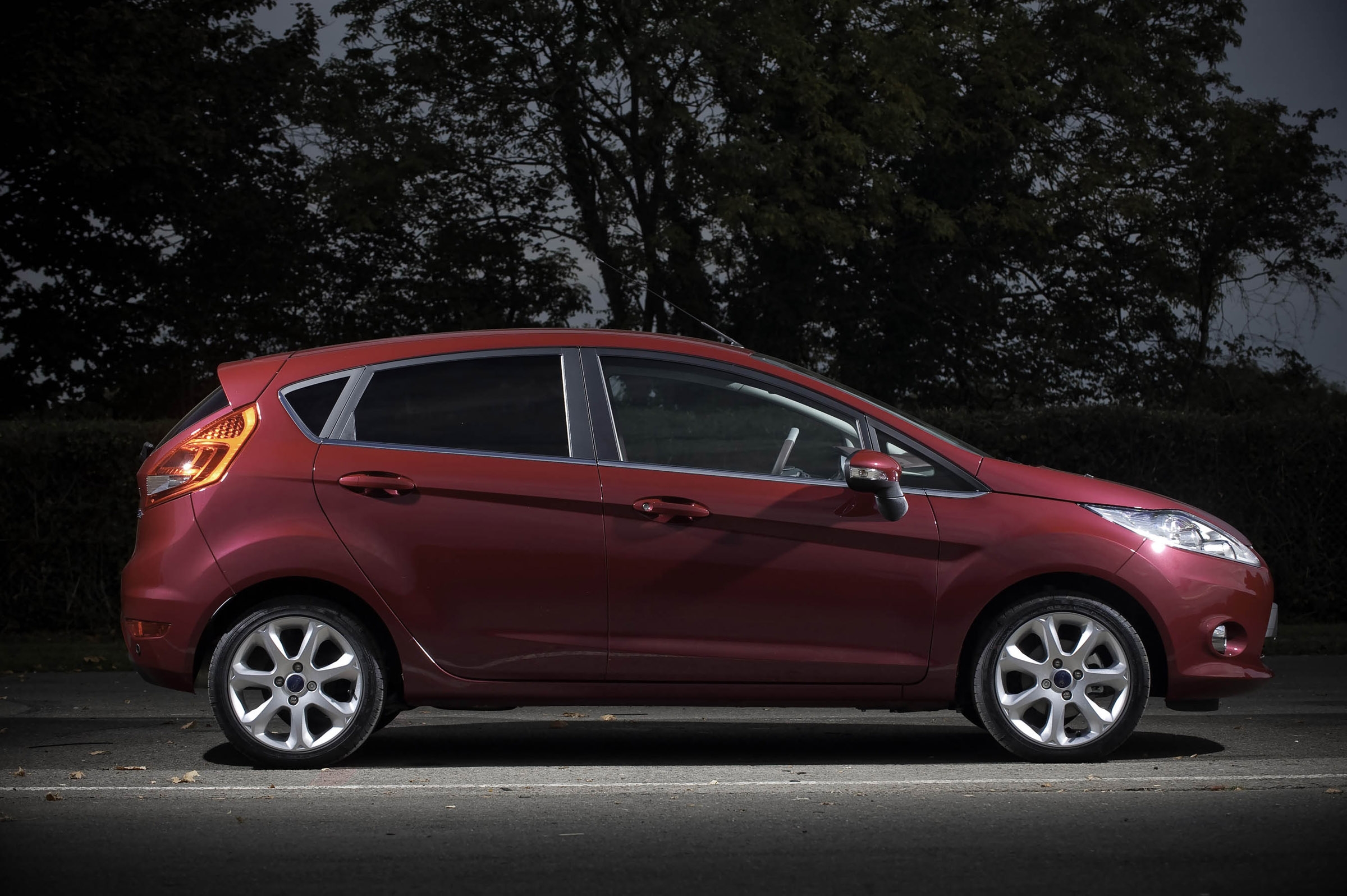 Ford Fiesta Titanium Individual - the first new Fista special edition