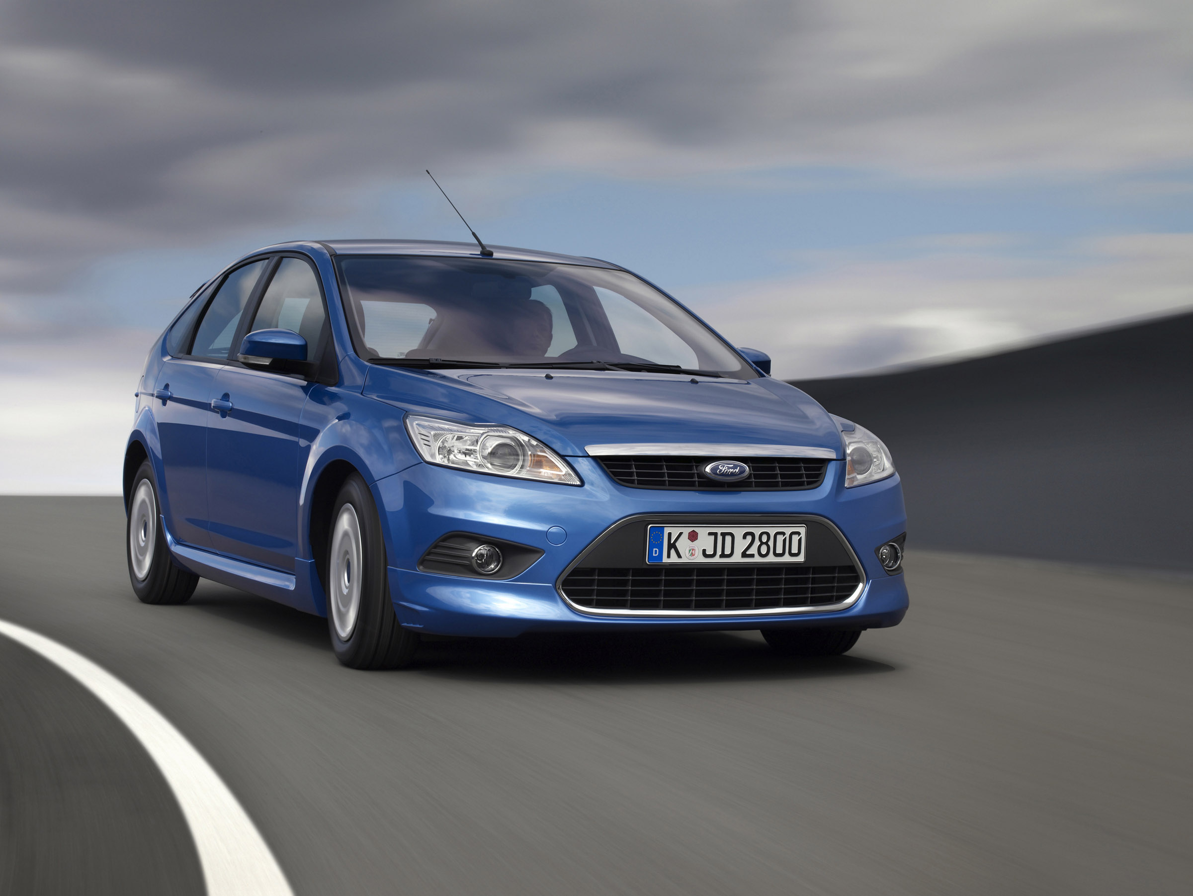 how to change background on ford focus