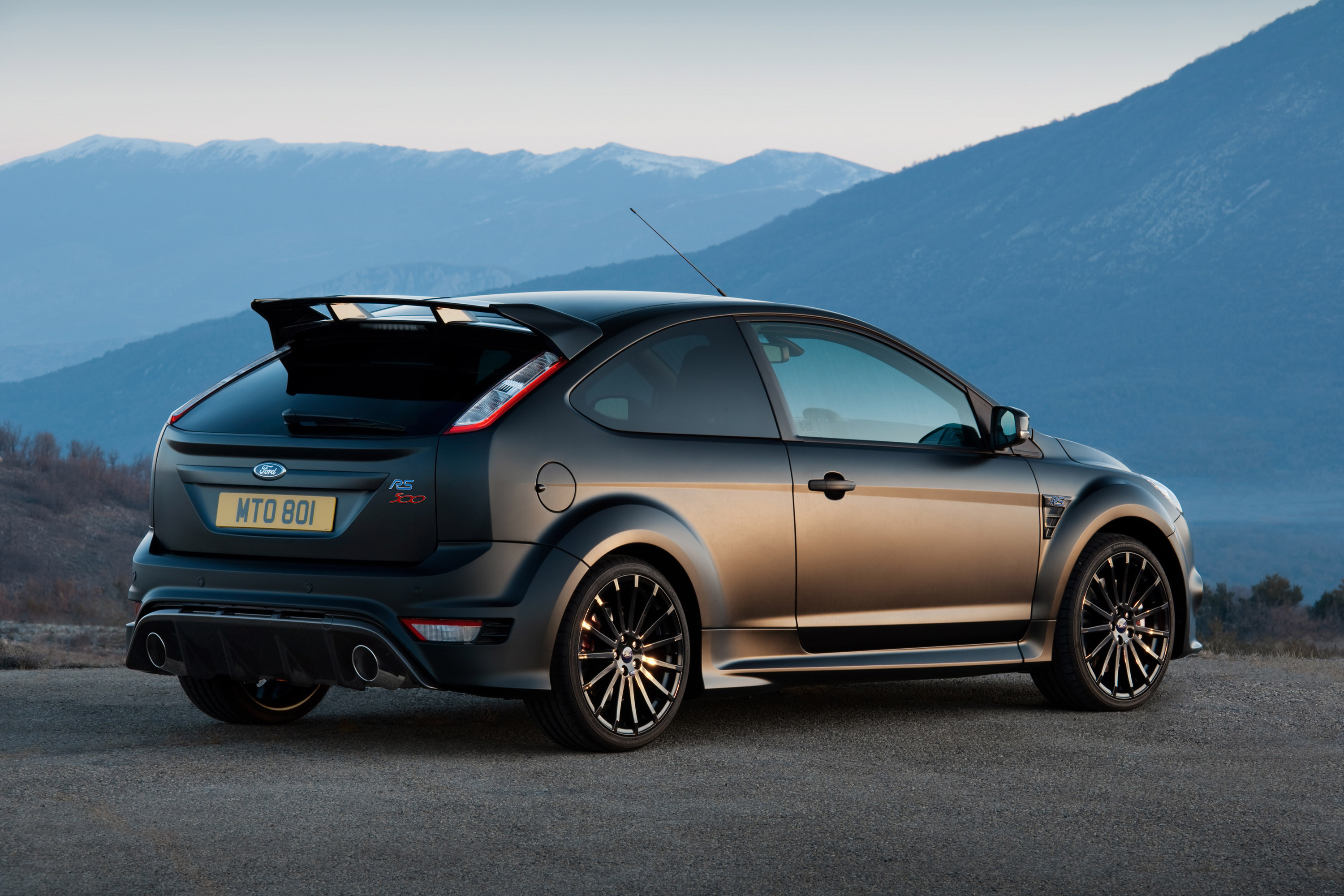 Ford Focus Hatchback Rims >> Ford Focus RS500 - performance at the highest level
