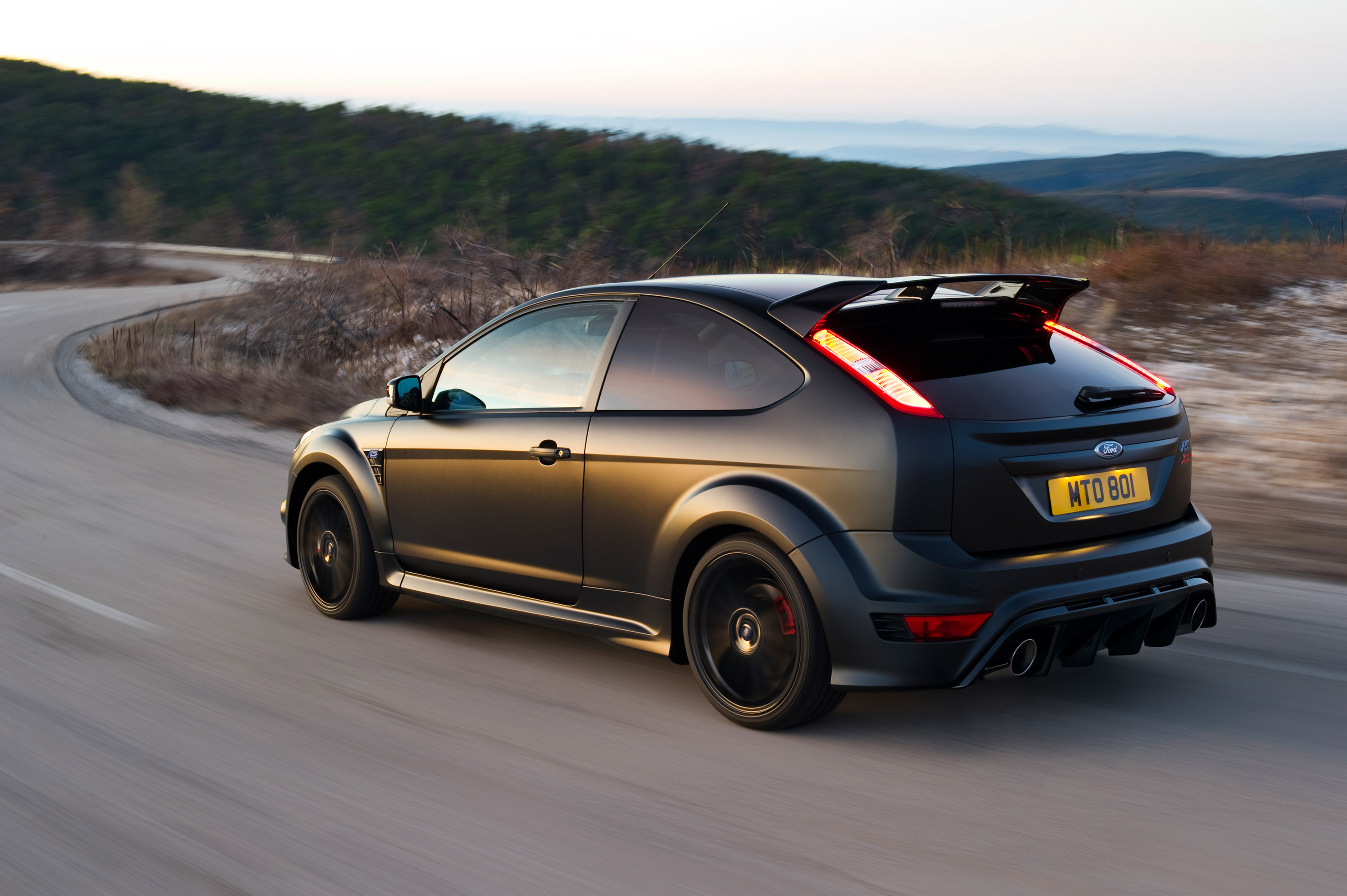 Ford Focus Rs500 Picture 36093