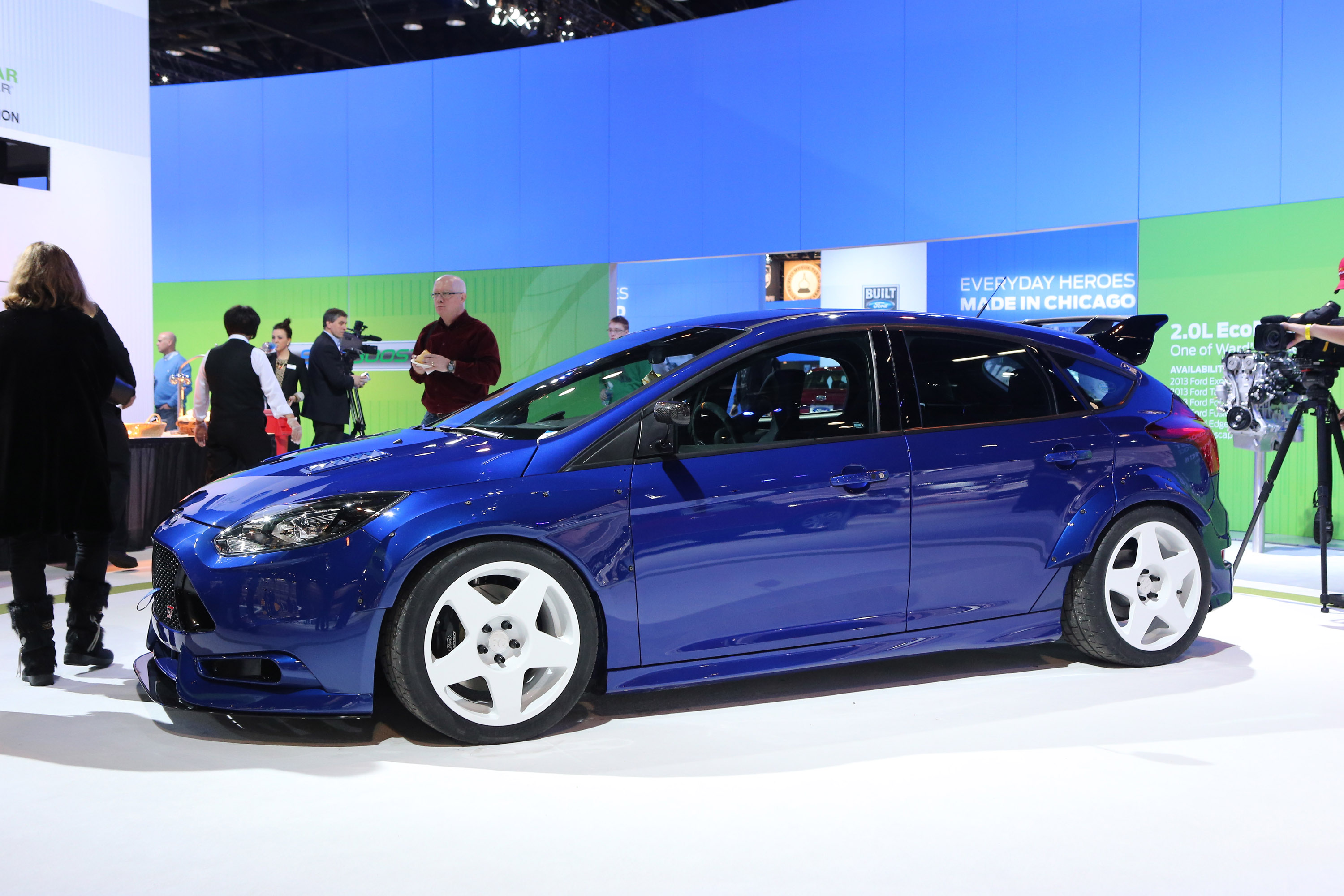 Ford Focus St By Fifteen52 Chicago 2013 Picture 80872