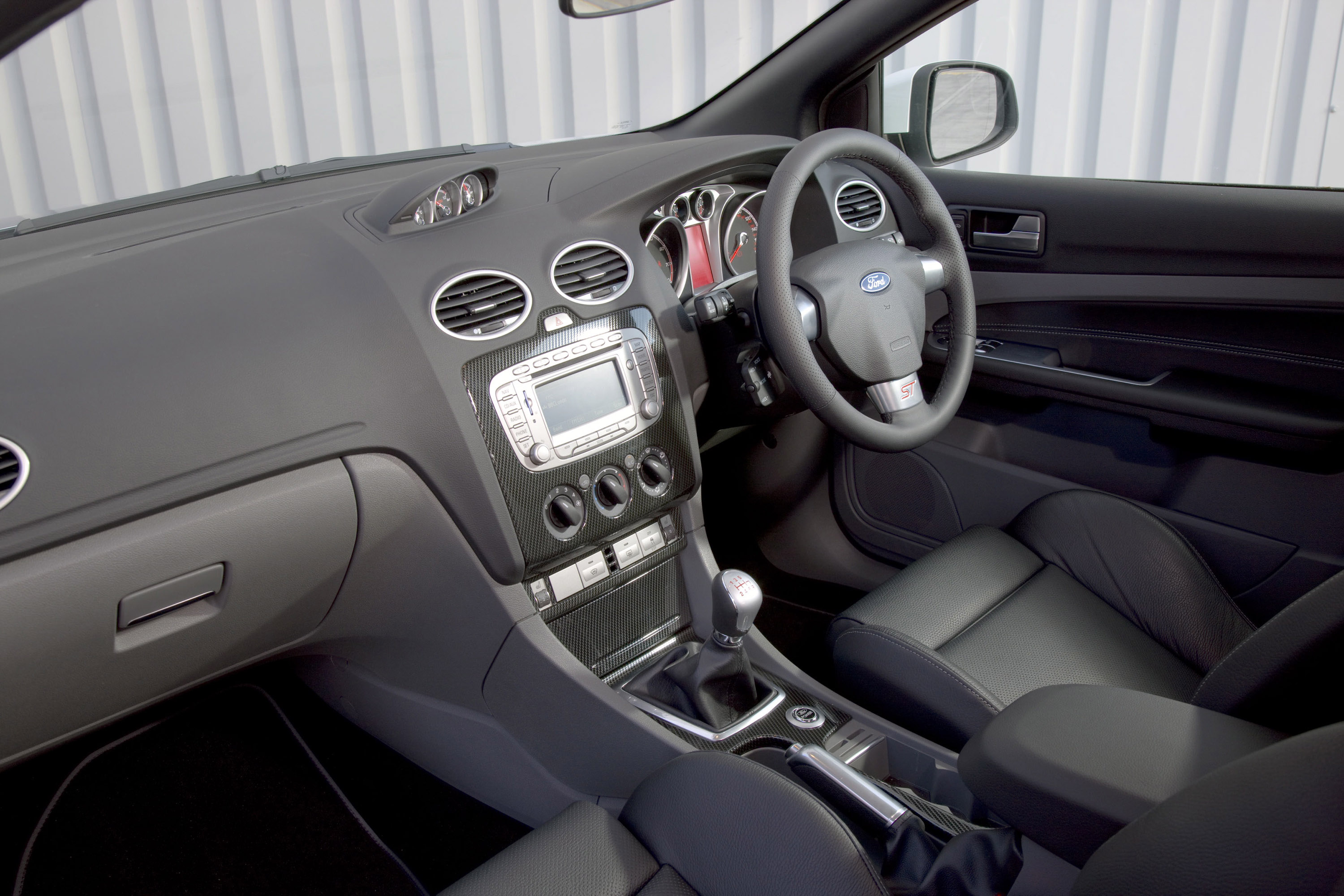 2008 Ford Focus St Picture 8897