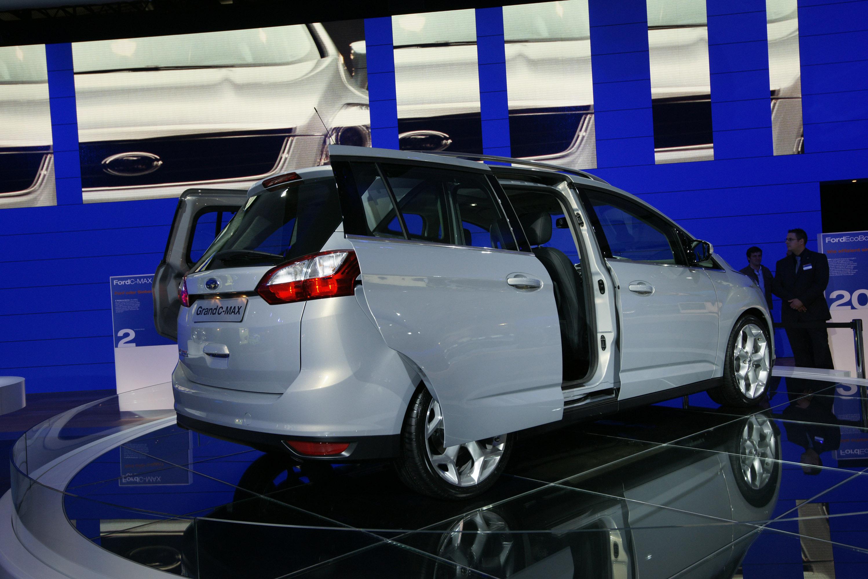 Ford Grand C Max Frankfurt 2009 Picture 26250