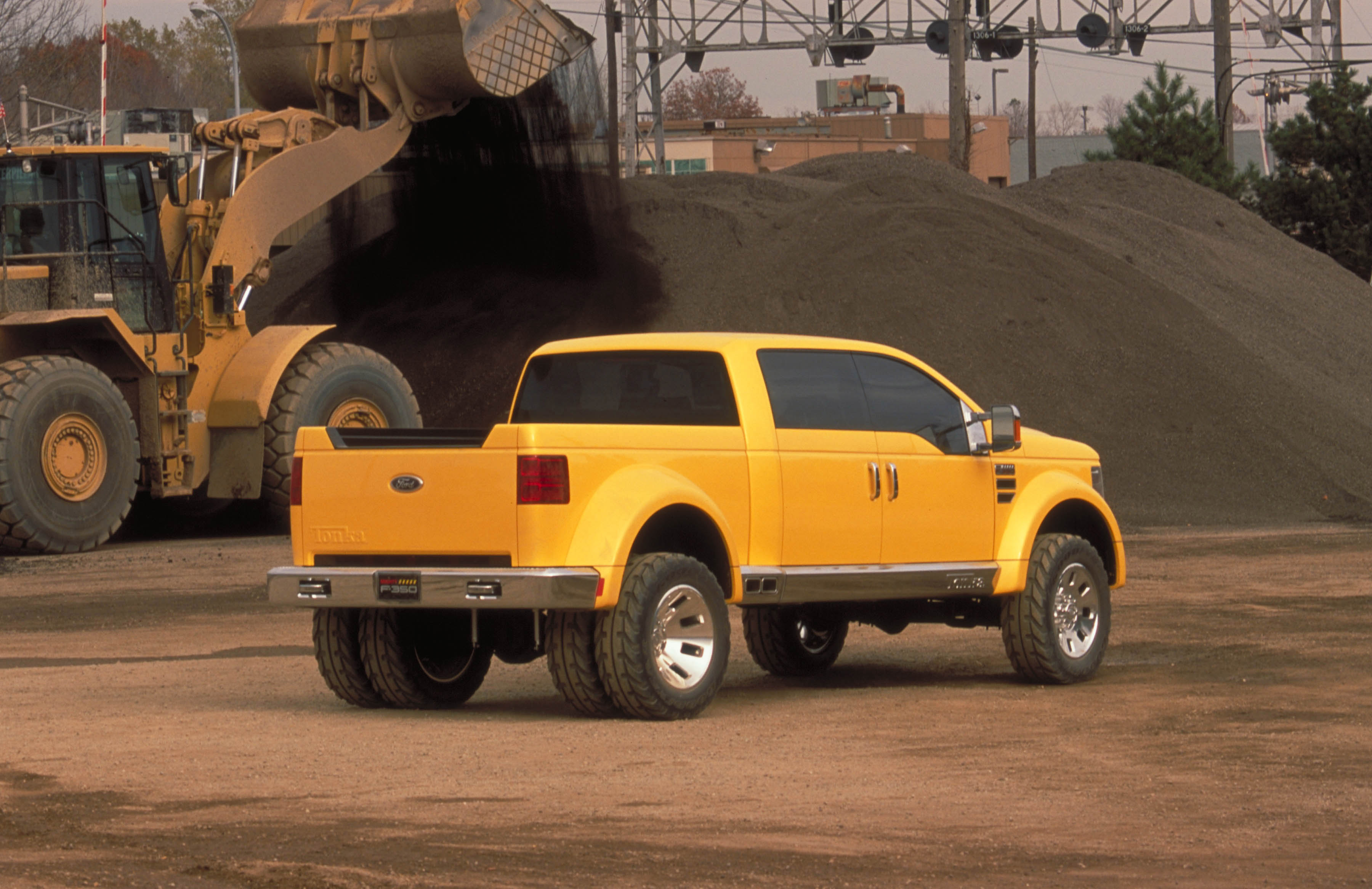 Ford Mighty F 350 Tonka Concept Picture 17980