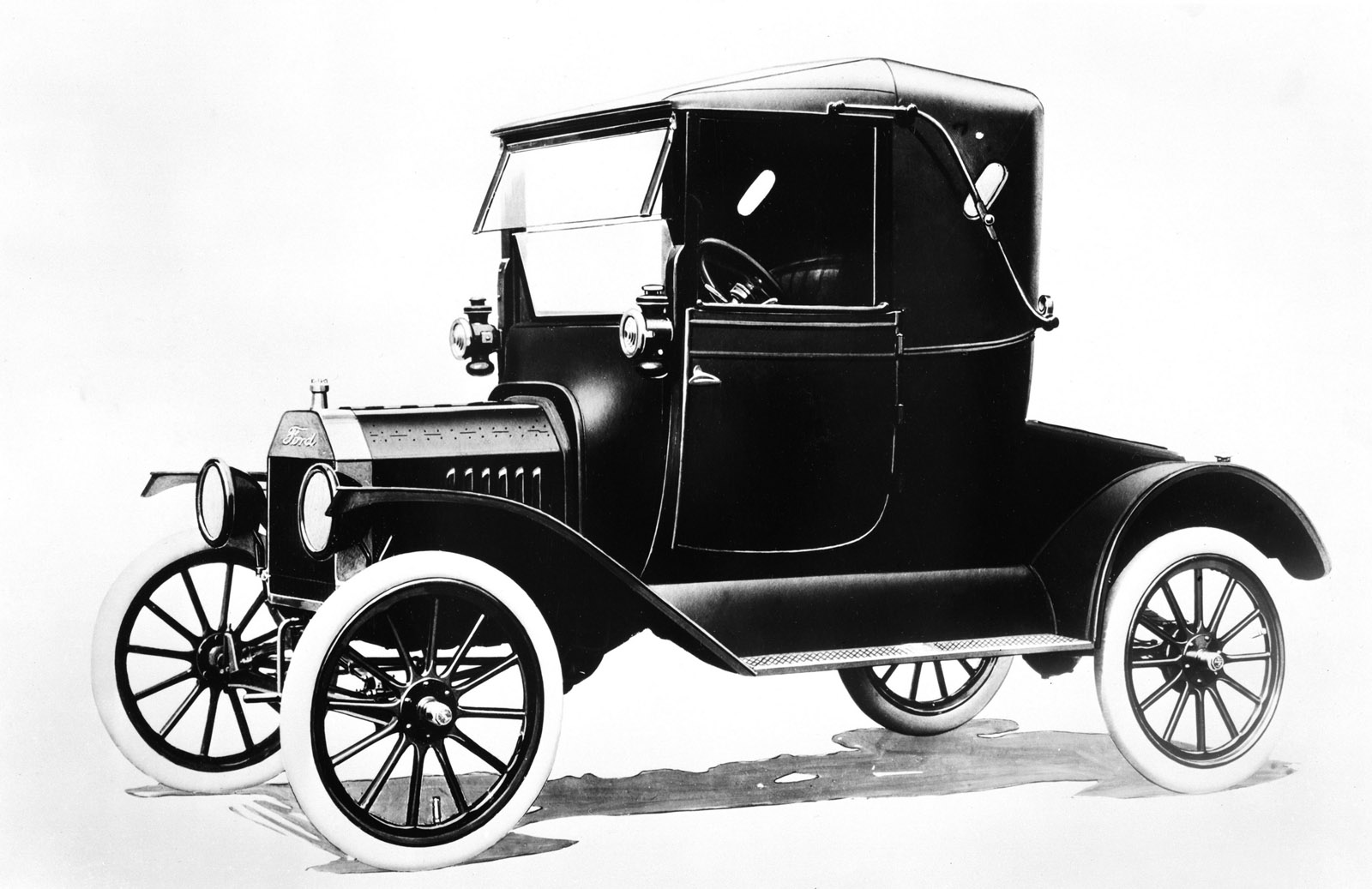 model t collector savors life in the slow lane. Black Bedroom Furniture Sets. Home Design Ideas