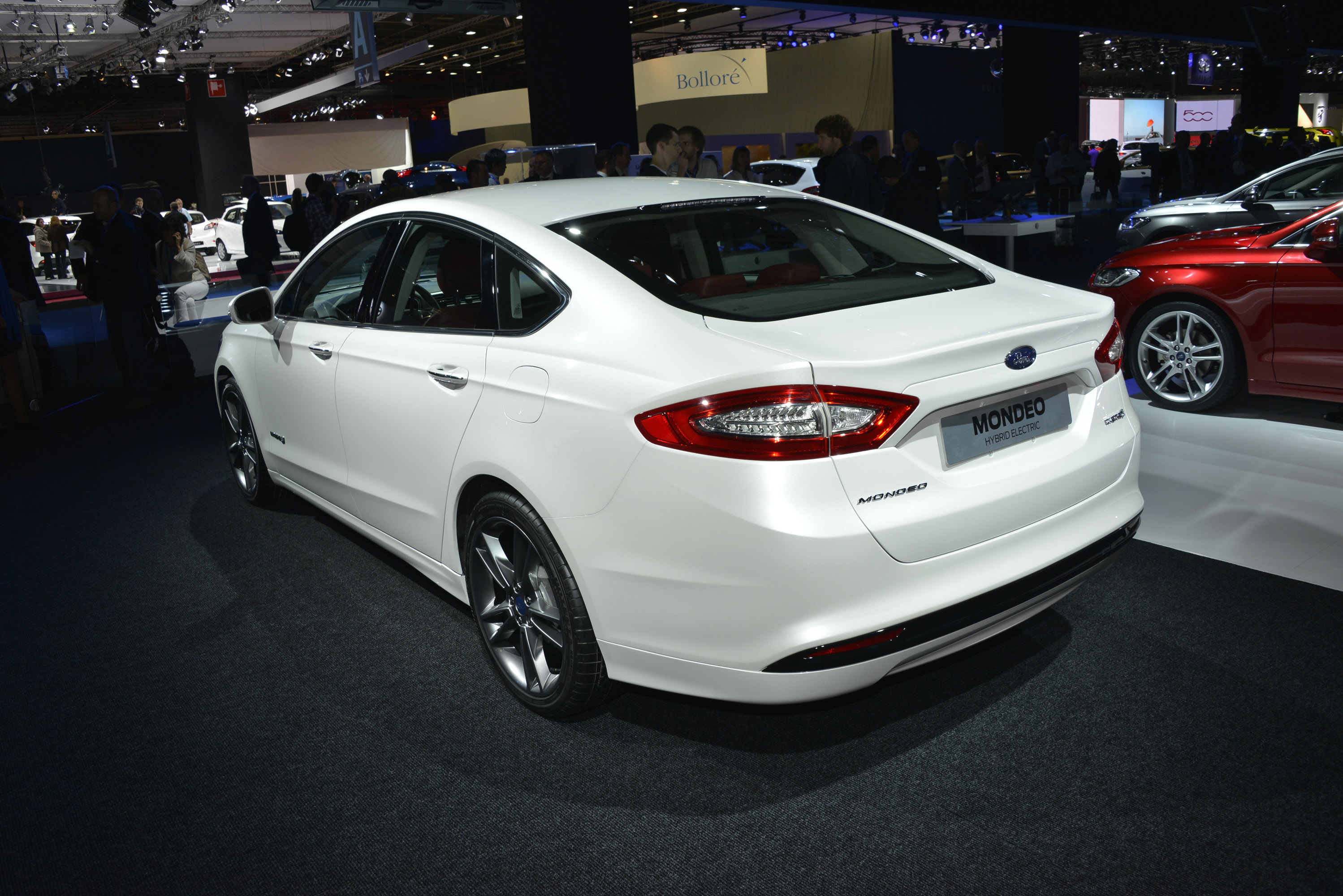 Ford Mondeo Hybrid Electric Paris 2012 - Picture 75007
