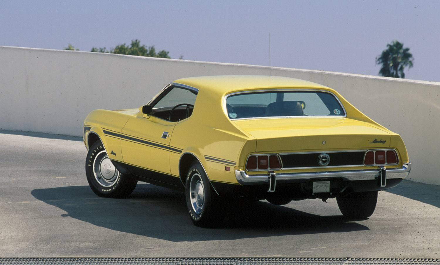 Ford Mustang 1973 - Picture 16616