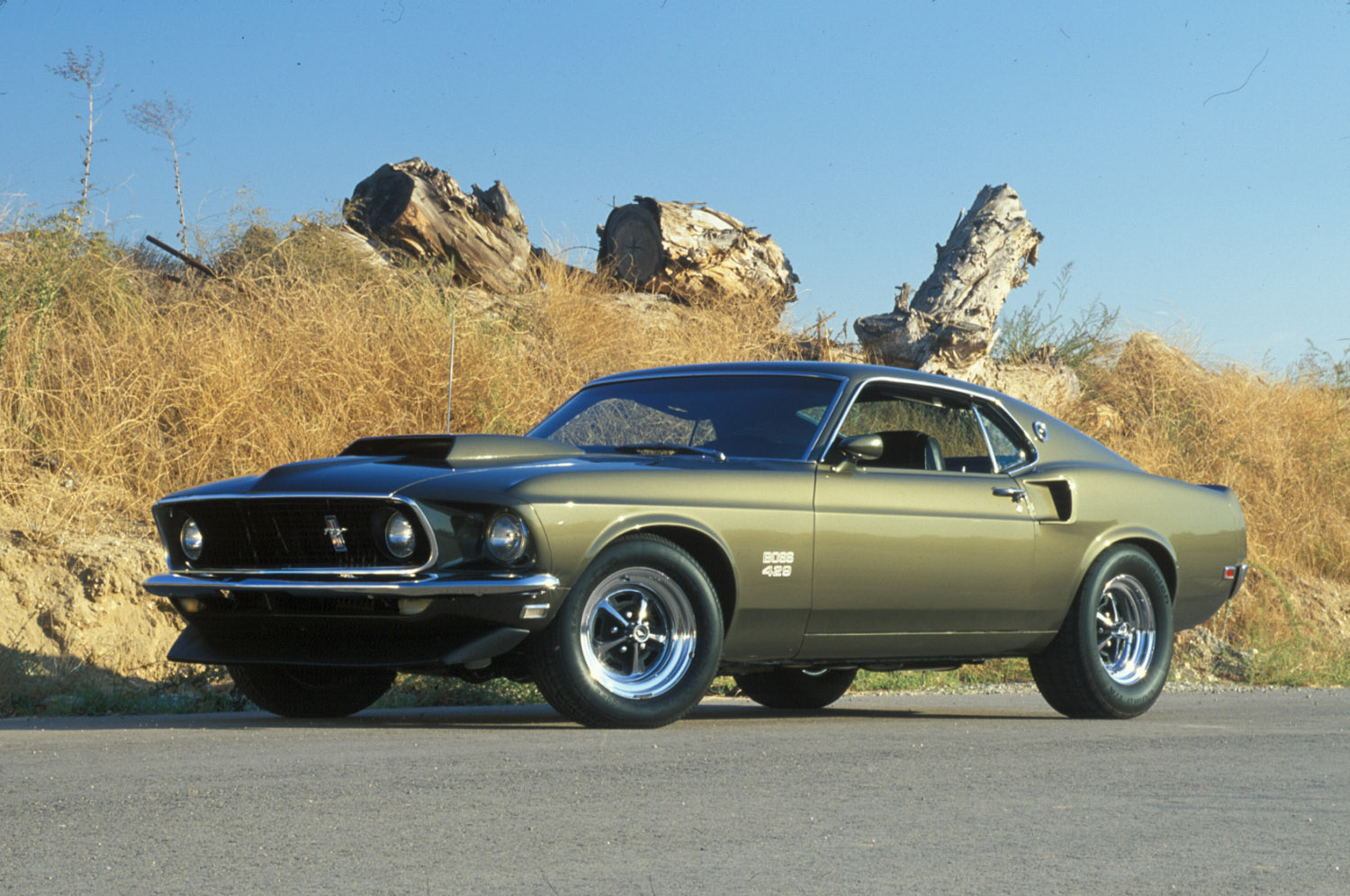1969 ford mustang boss 429 picture 16597