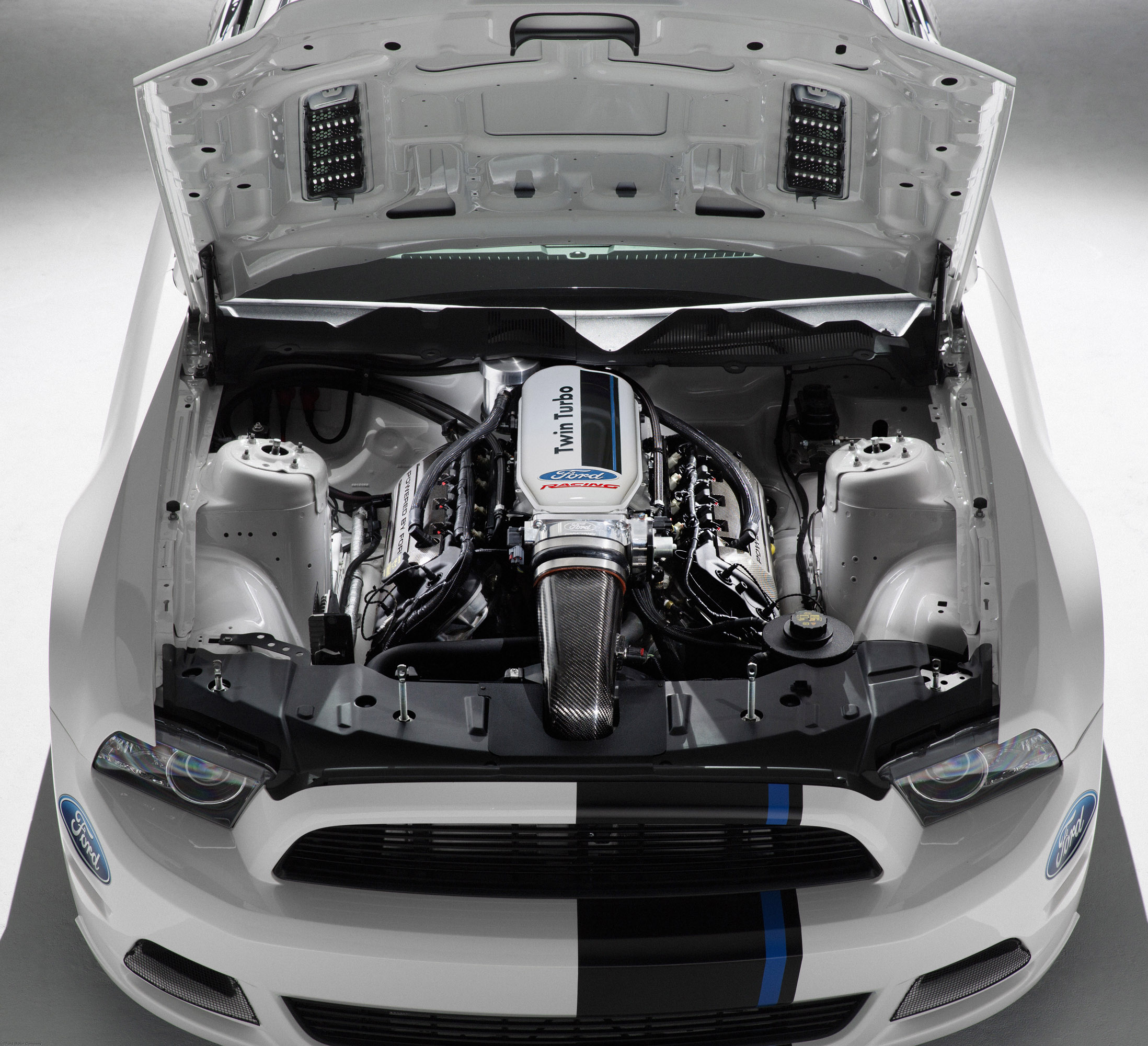 Ford Mustang Supercharged South Africa: Ford Mustang Cobra Jet Twin-Turbo Concept