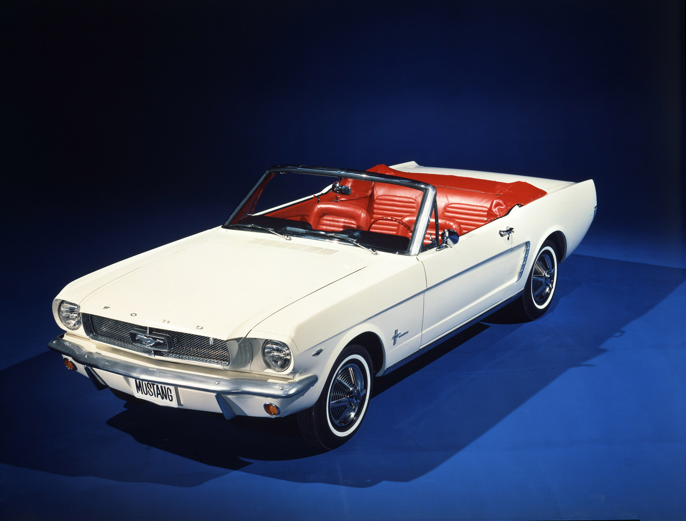 Ford Mustang Convertible 1964 1 2 Picture 16540 Paint Colors
