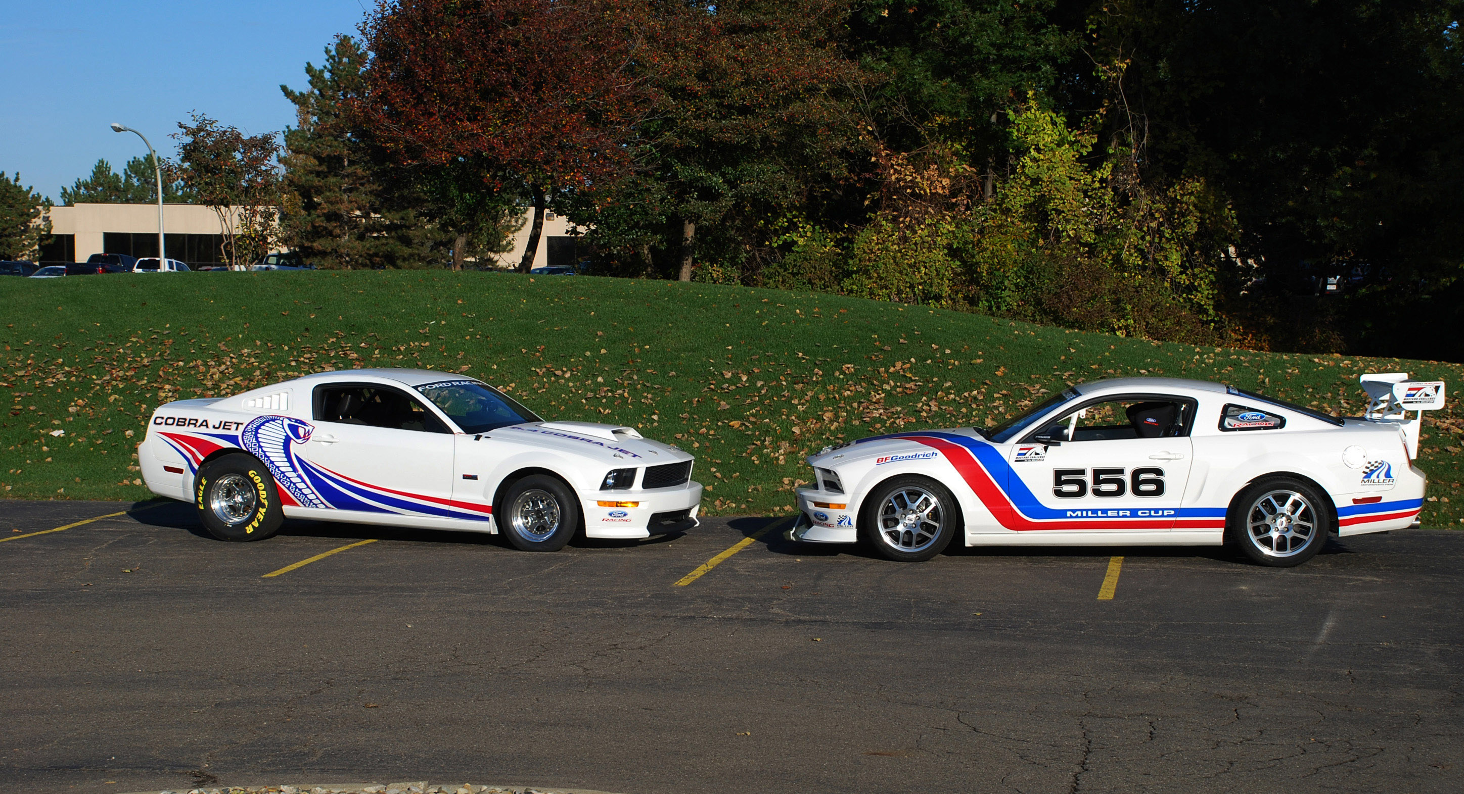 Cobra Jet Returns To Drag Racing Latest Mustang In Fr500