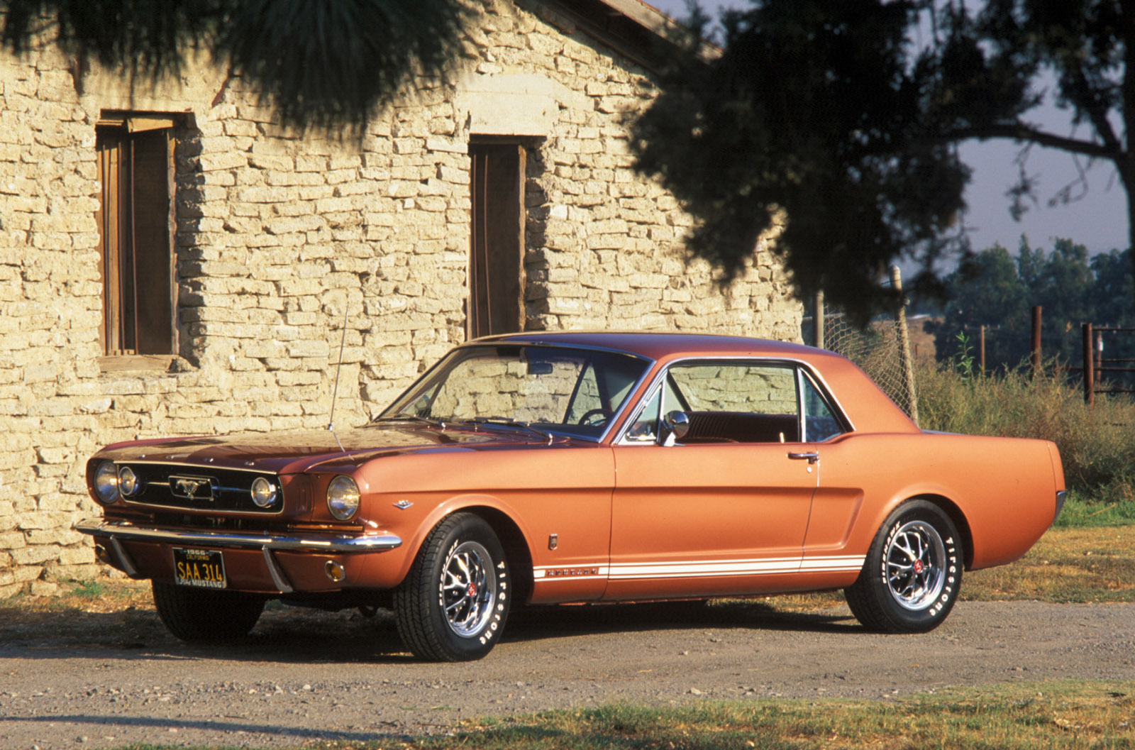 Ford Looks Forward To 45th Anniversary Of Mustang