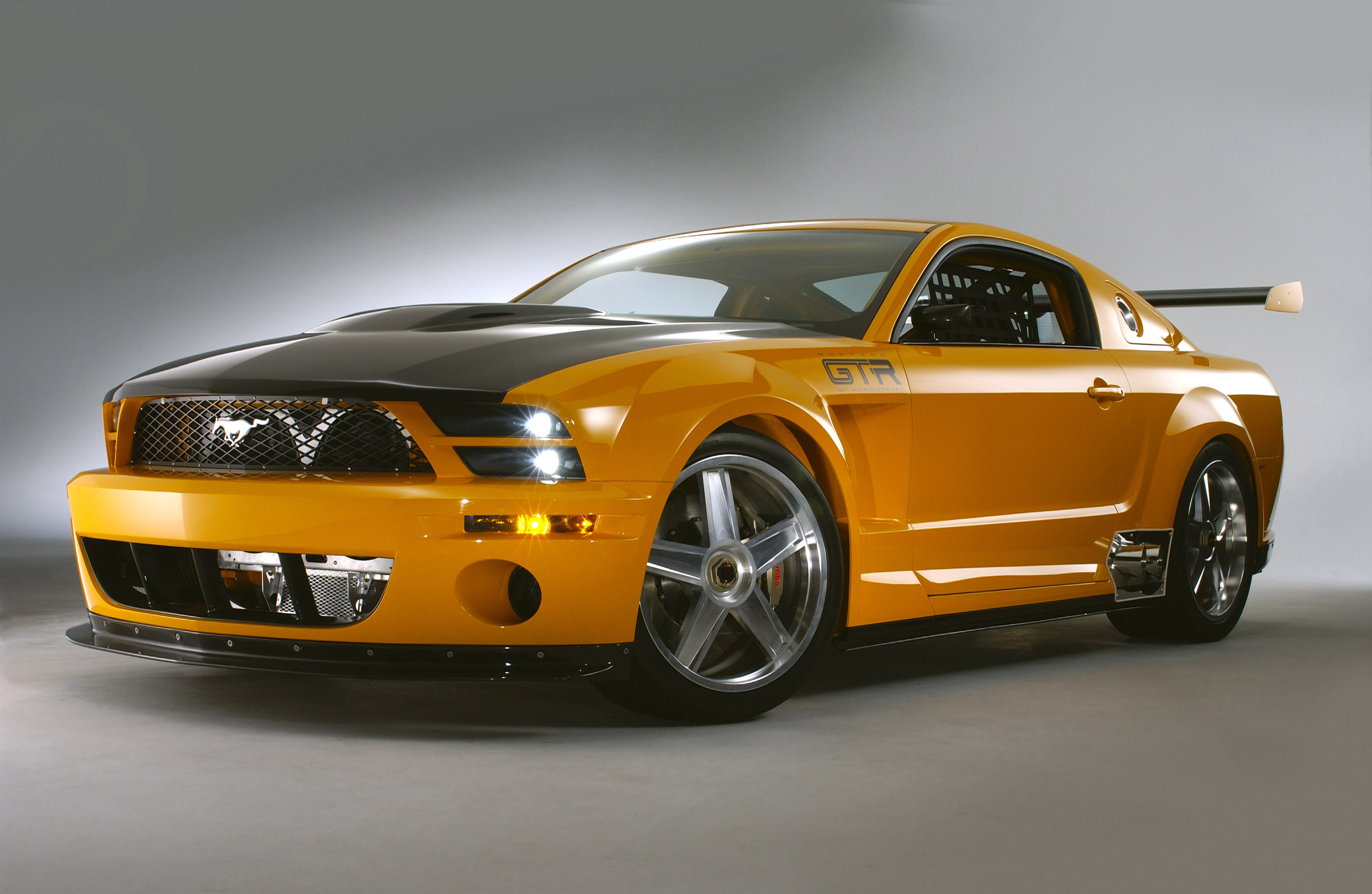 Ford Mustang GT-R Concept - Picture 18073