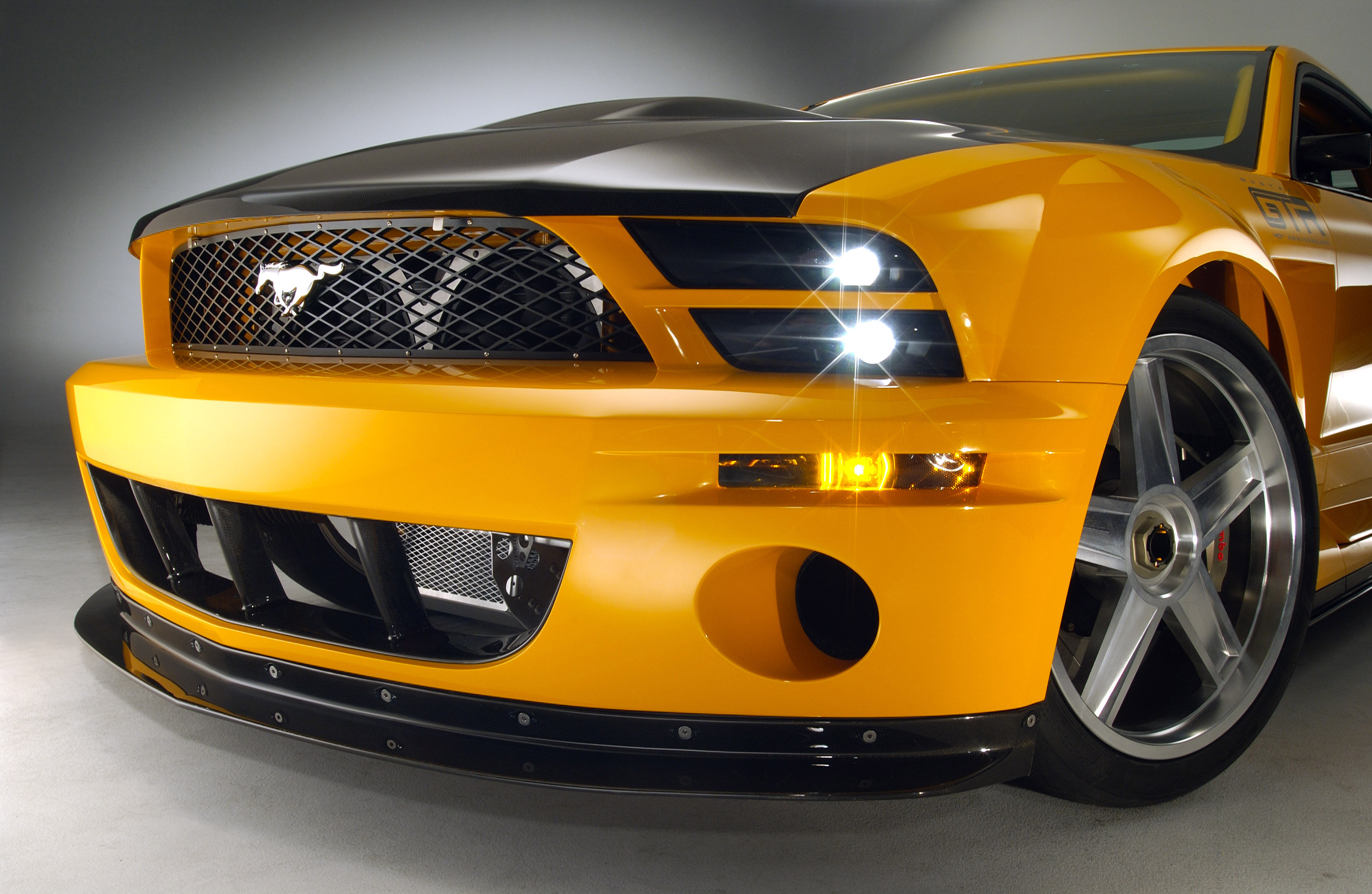 Ford Mustang Gt R Concept Picture 18074