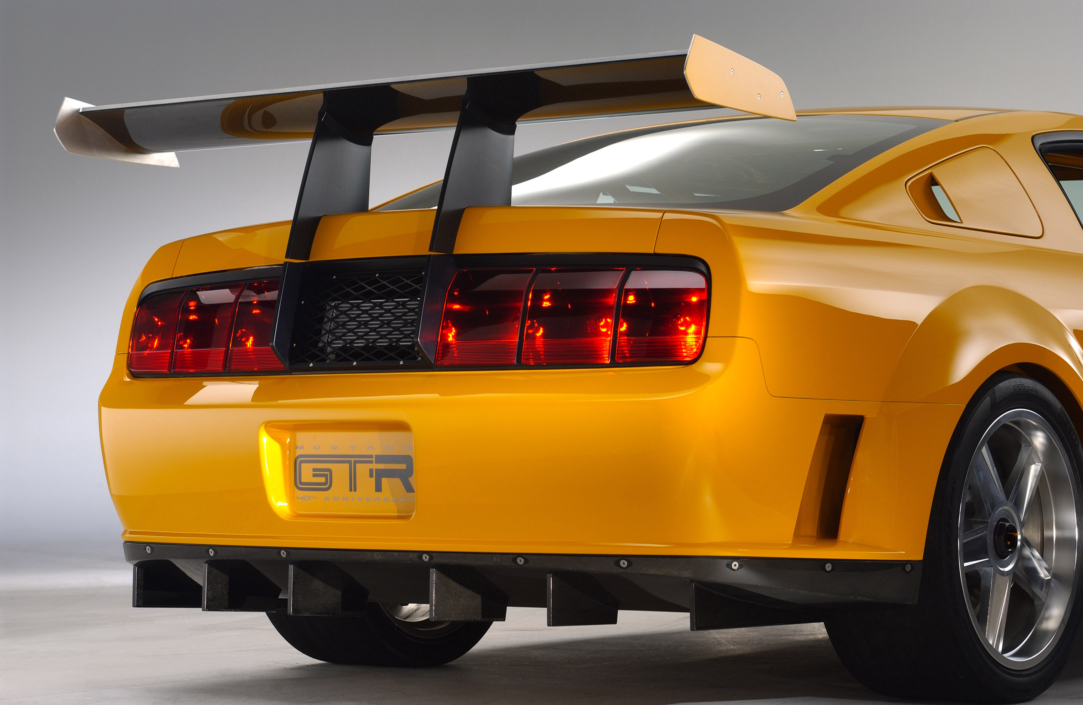 Ford Mustang Gt R Concept Picture 18086