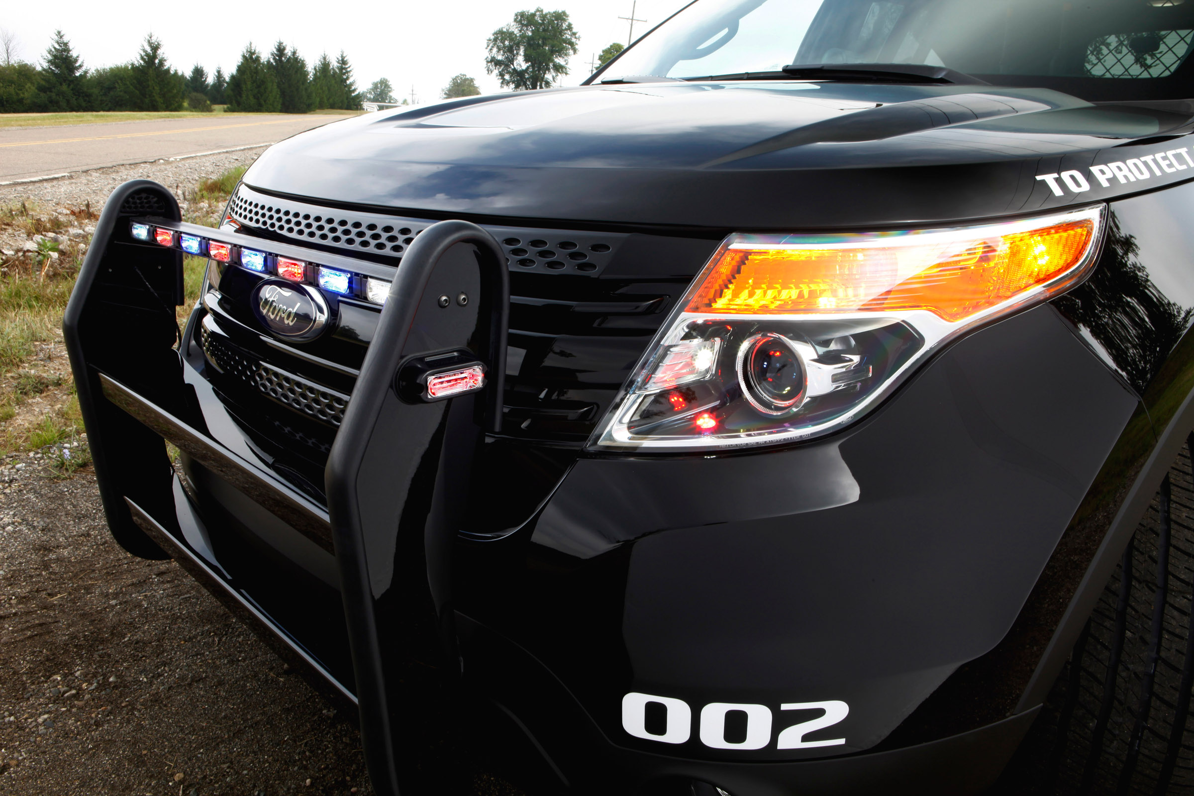 Ford Police Interceptor Utility Vehicle - Picture 41474