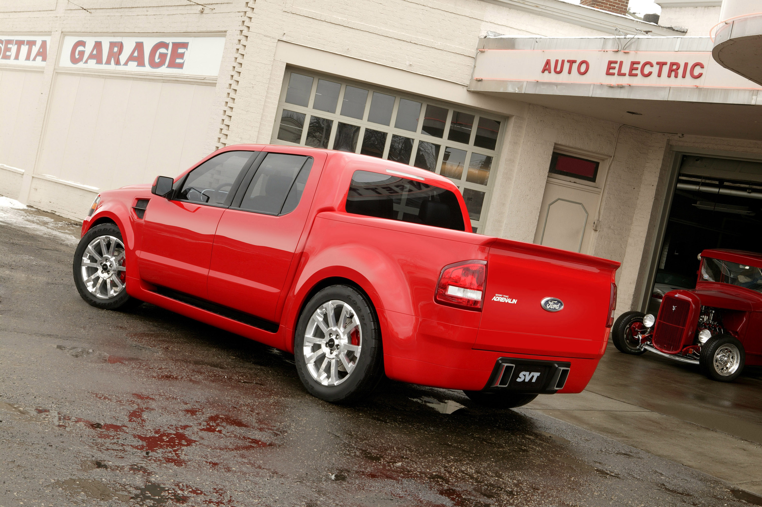Ford Sport Trac Adrenalin 2008 Picture 18159
