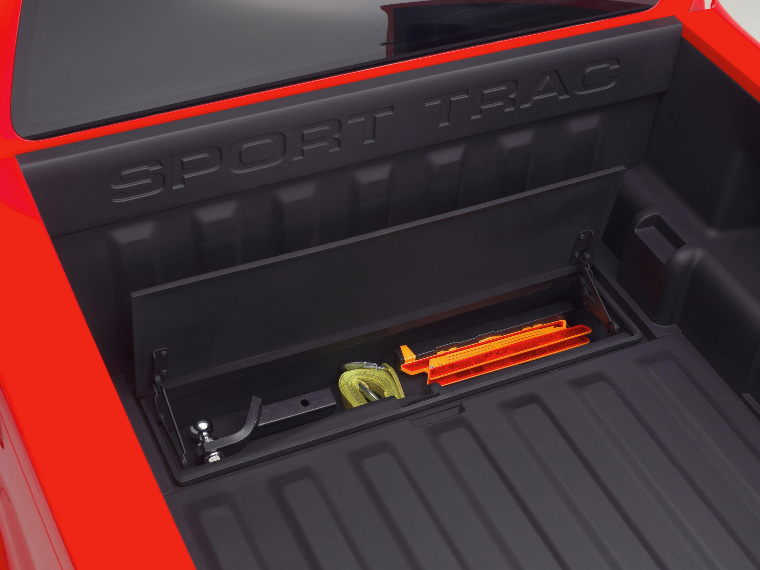 Ford Sport Trac Adrenaline Upgrades Autos Weblog