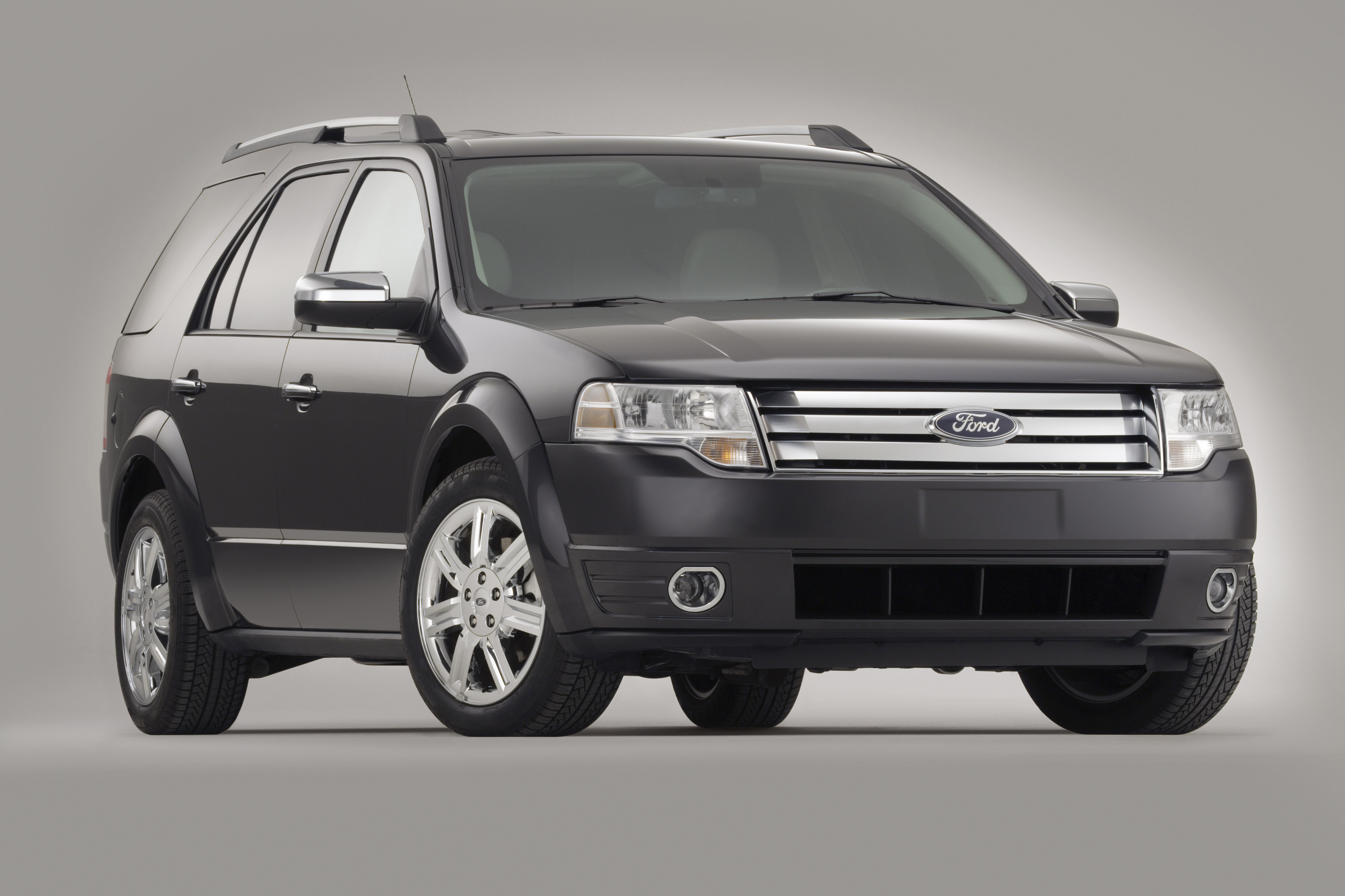 ... Ford Taurus X 2008, 5 Of 5