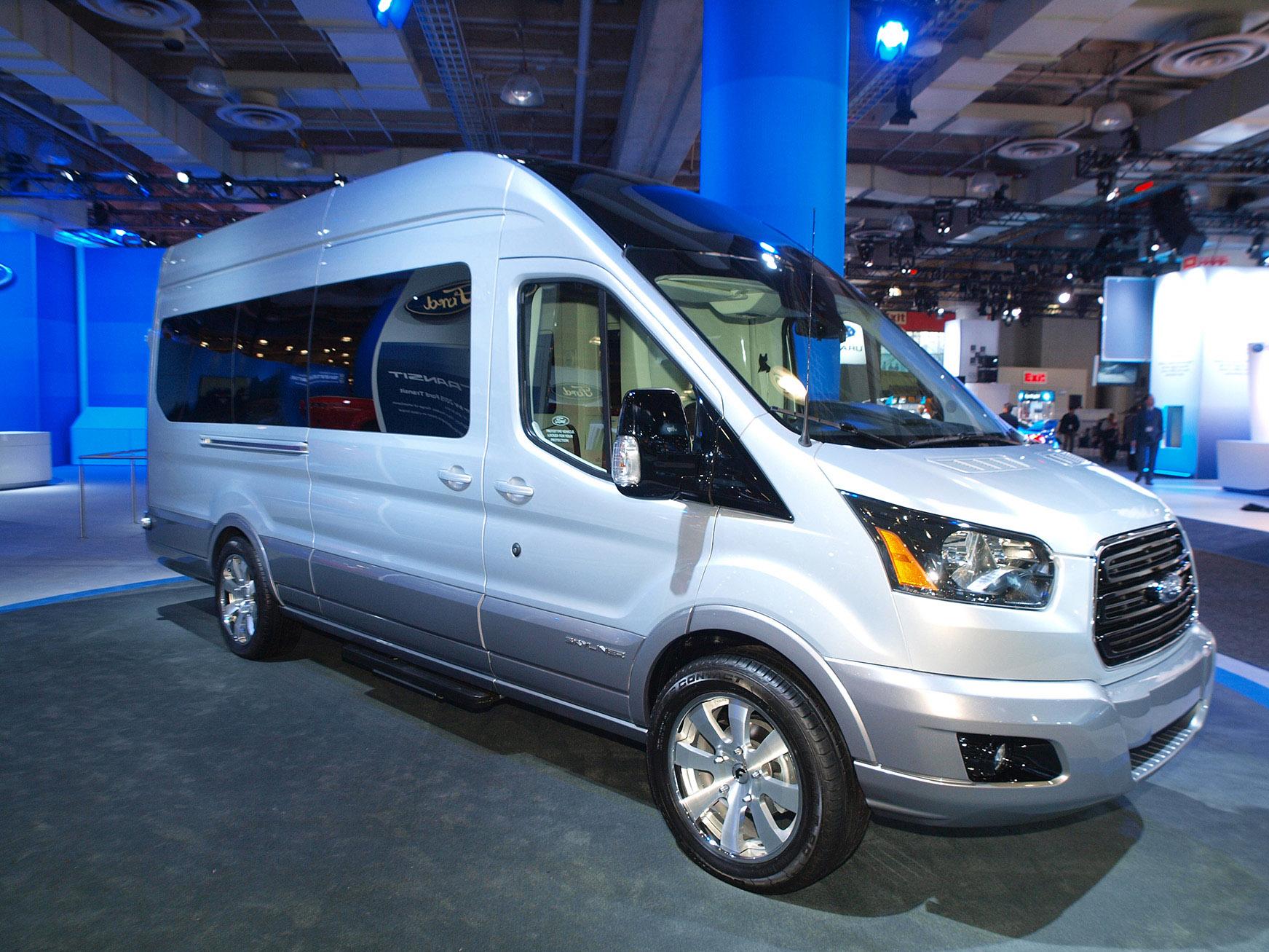 Форд микроавтобус все модели фото
