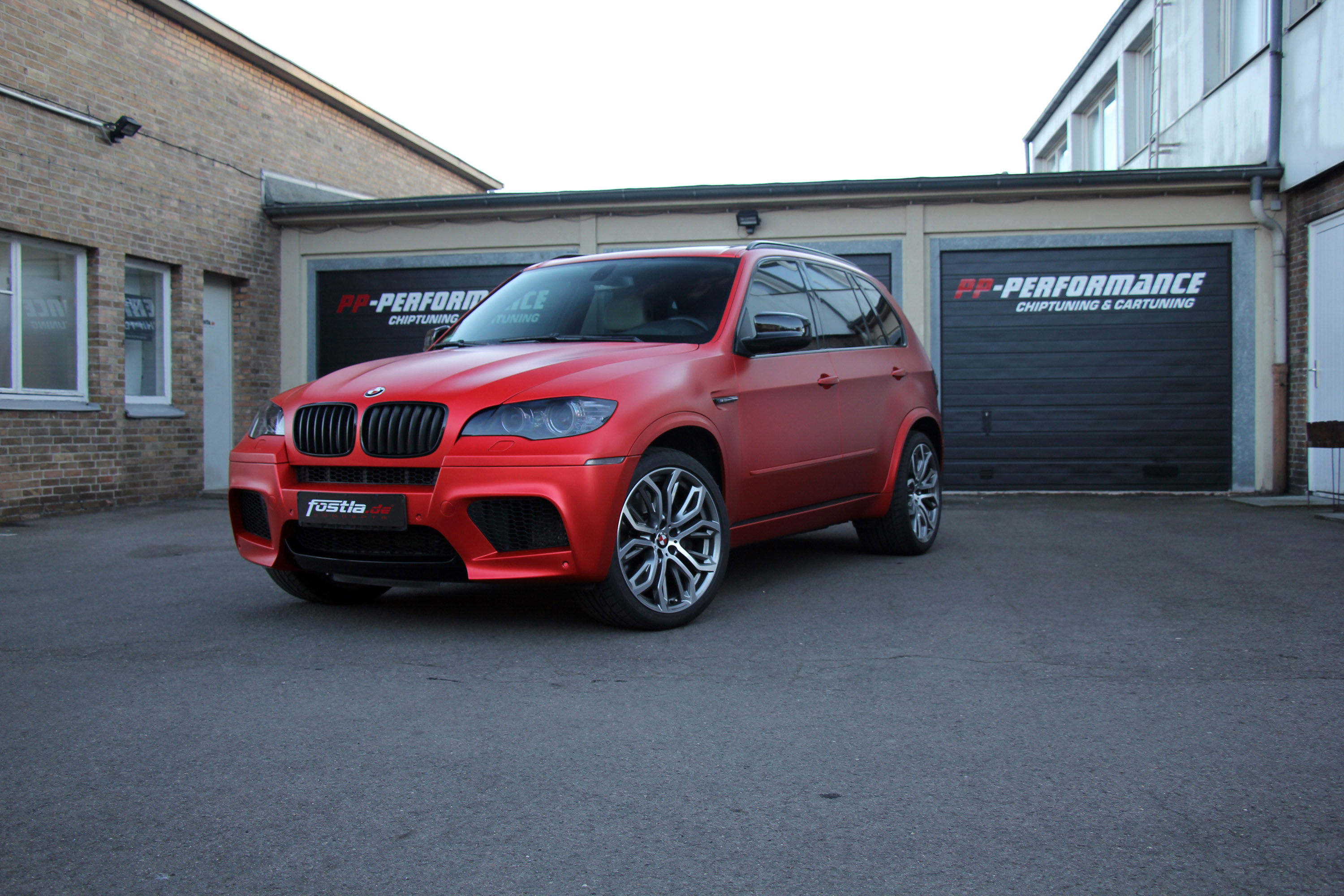 Fostla Bmw E70 X5m 650hp And 900nm