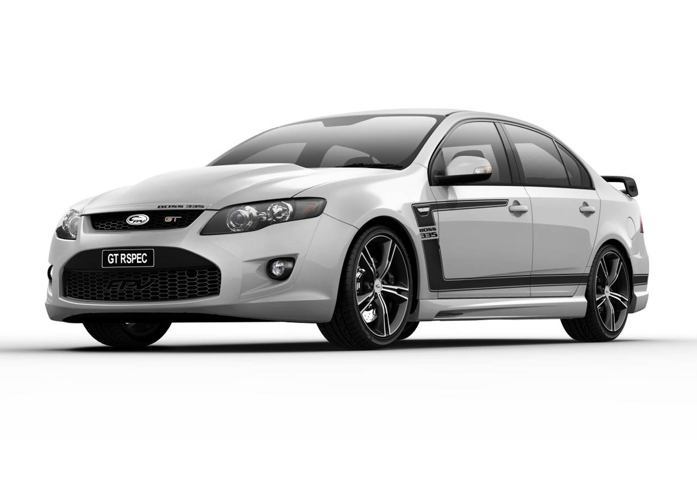 2008 - 2010 Ford FG Falcon FPV GT - Images, Specifications and ...