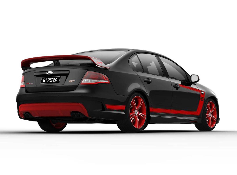 2014 FPV 351 GT F Is Ford'-s Final GT-Badged Falcon Muscle Sedan