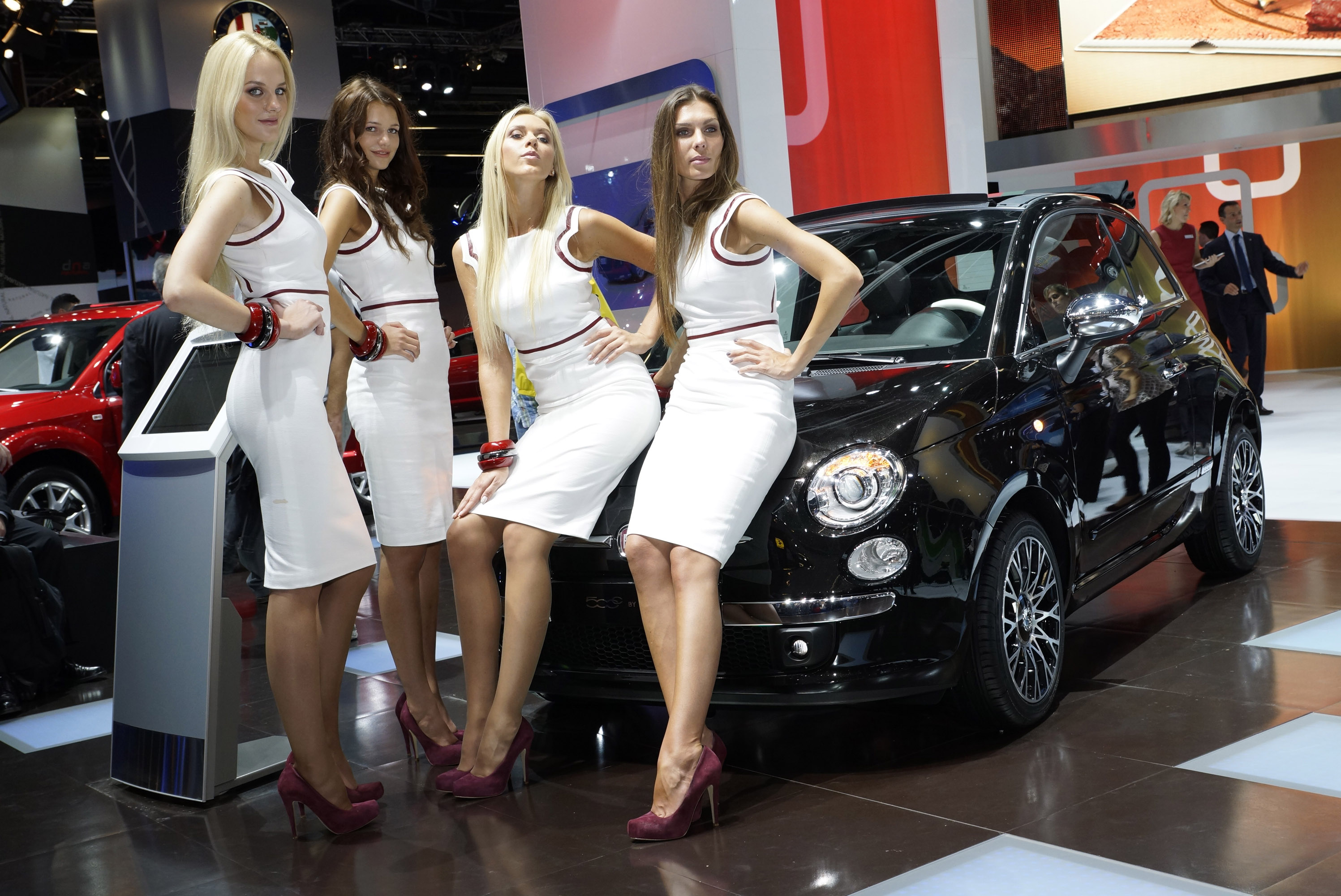 Frankfurt Motor Show Girls Picture 58739